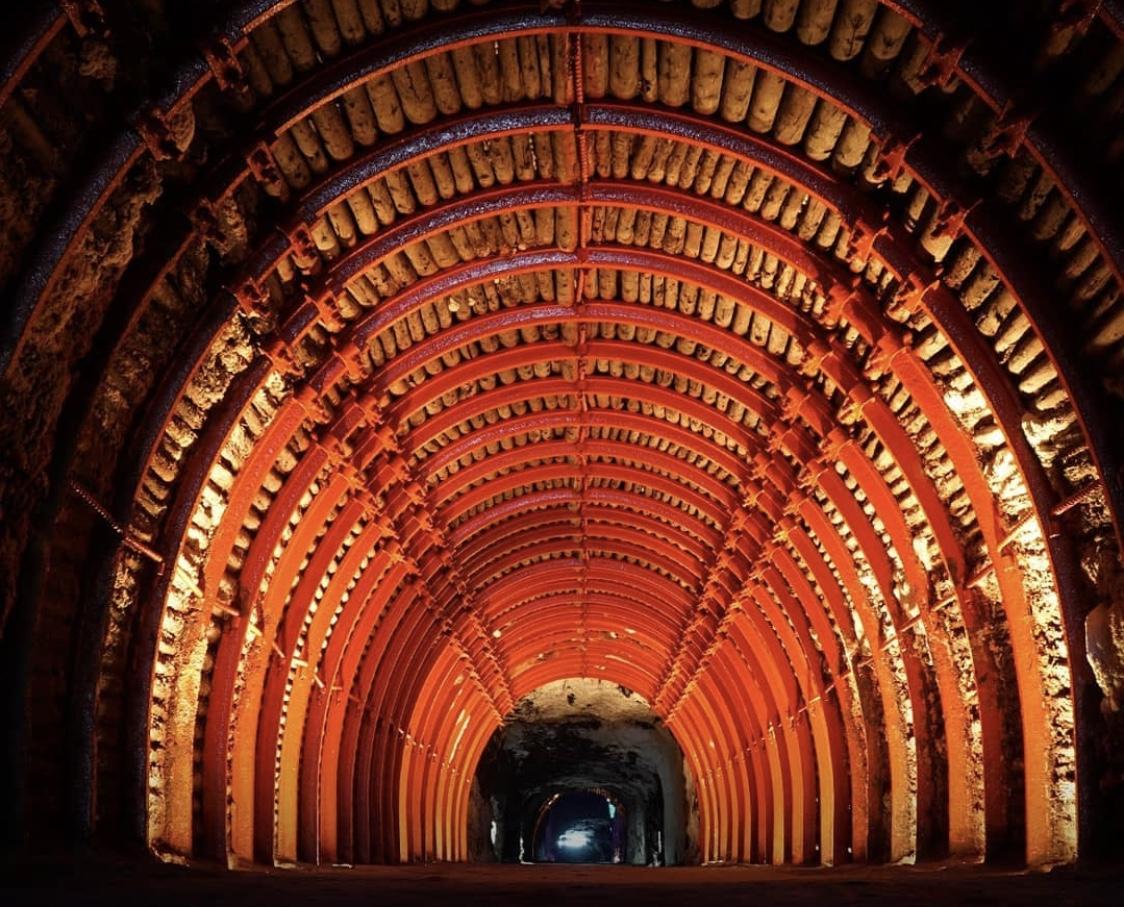 Tunel sal Zipaquirá
