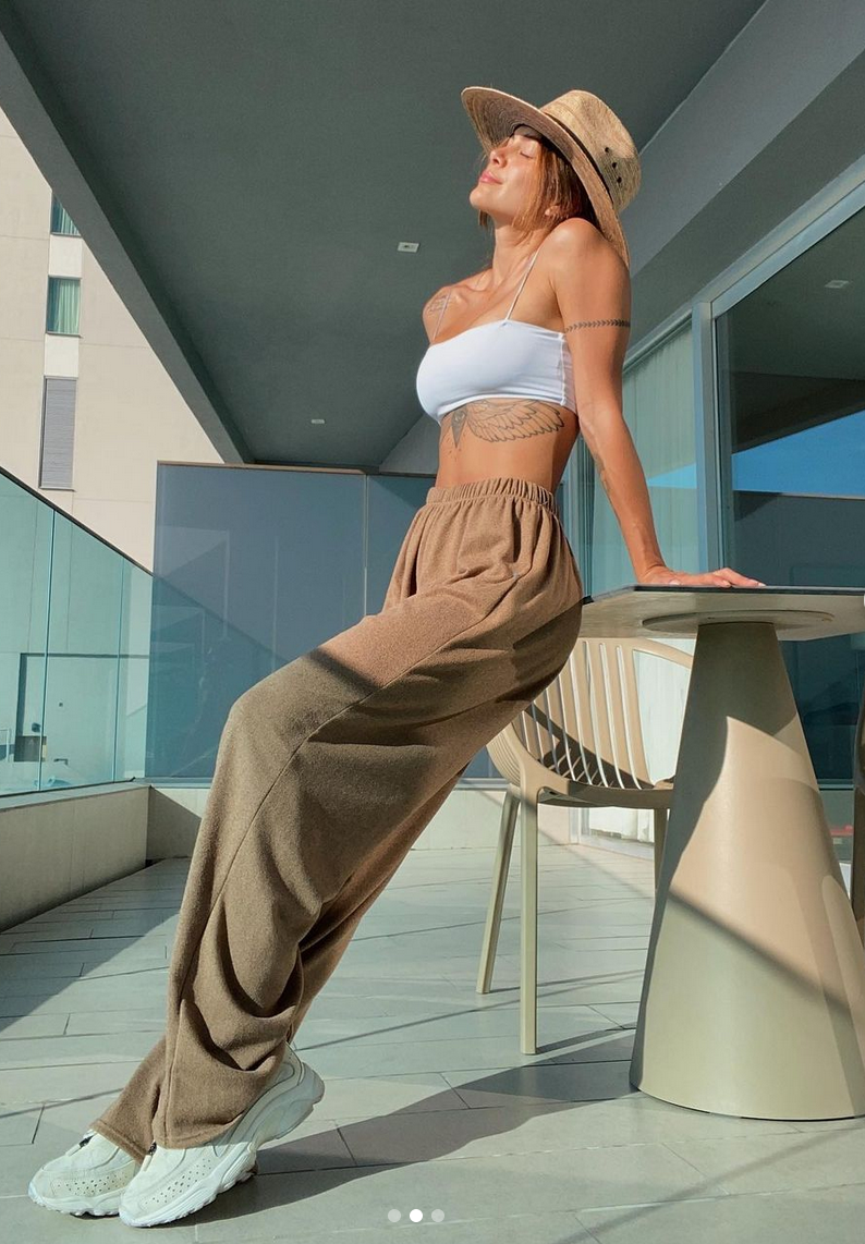 Greeicy, look, sexy