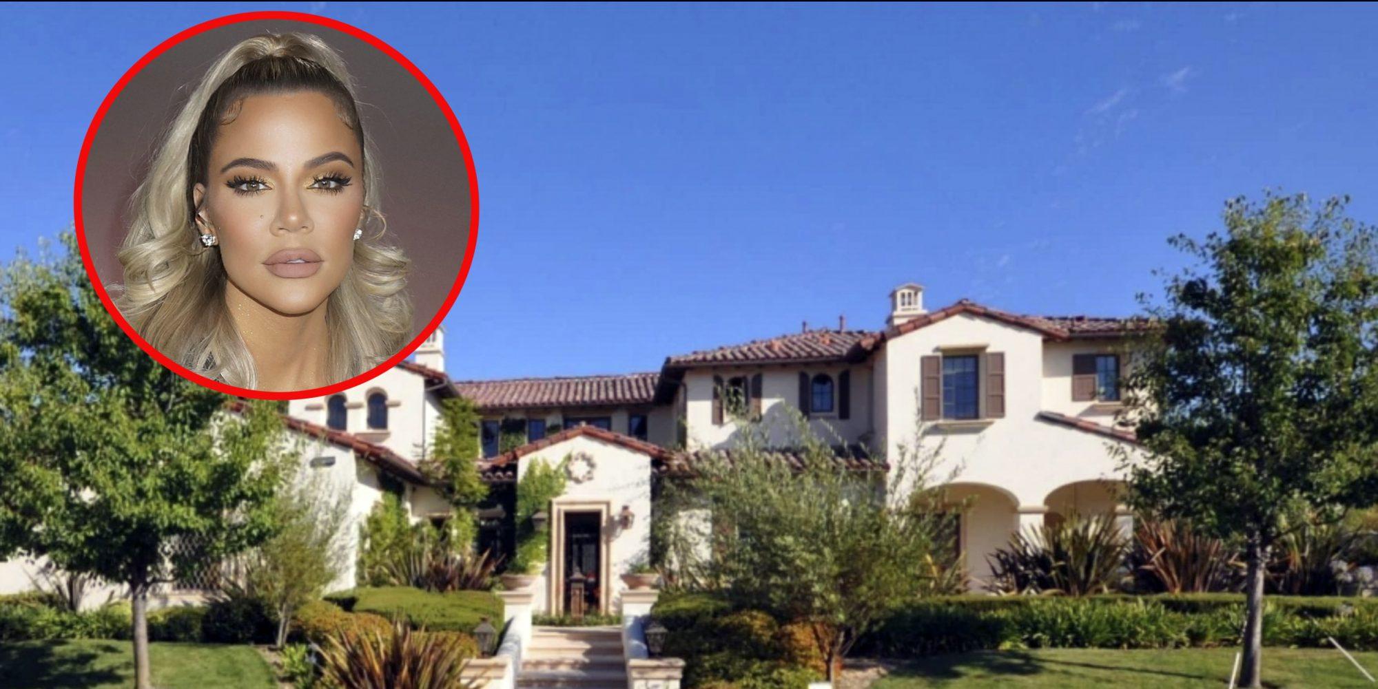 La casa de Khloé Kardashian
