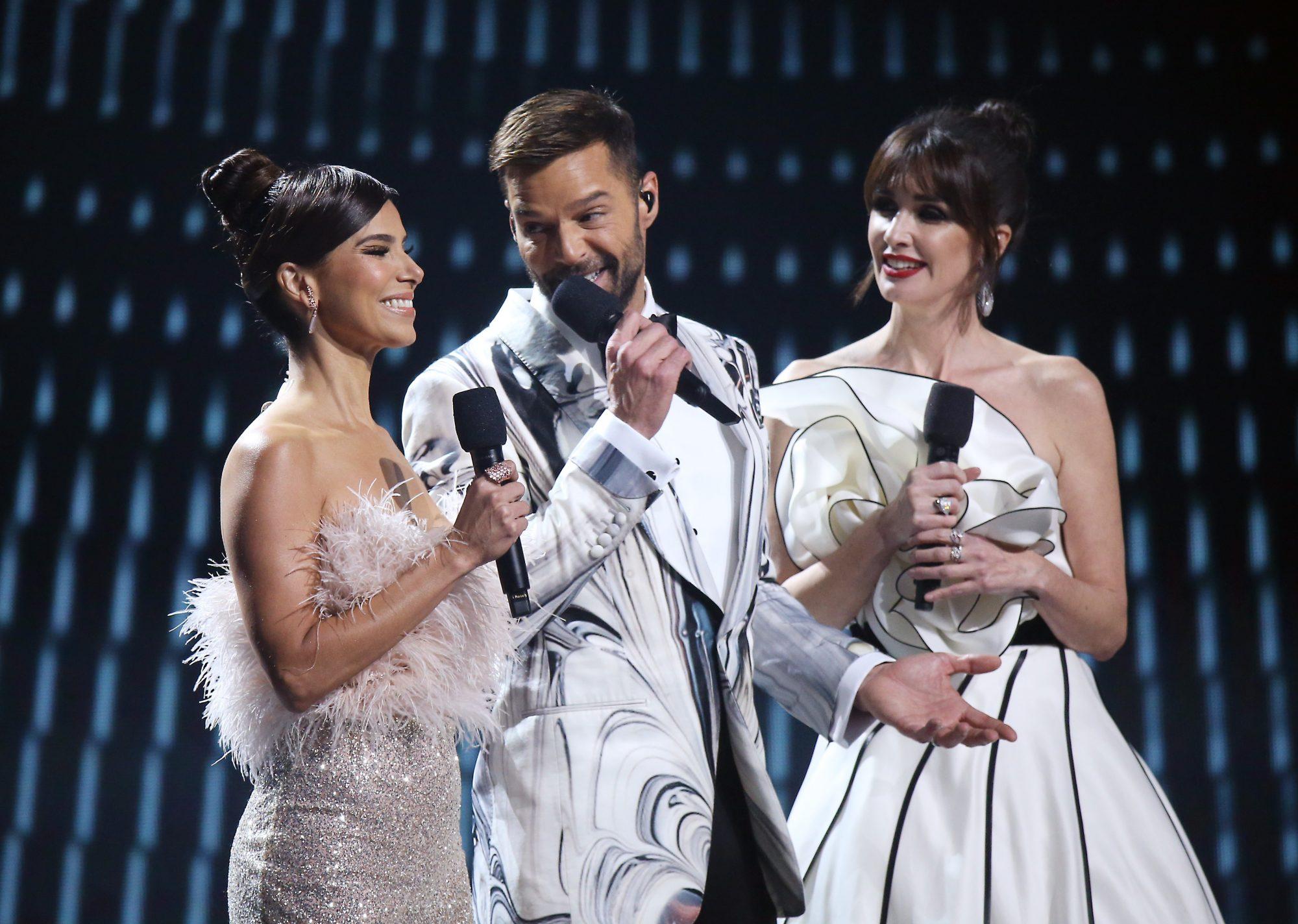 Roselyn Sanchez, Ricky Martin, Paz Vega