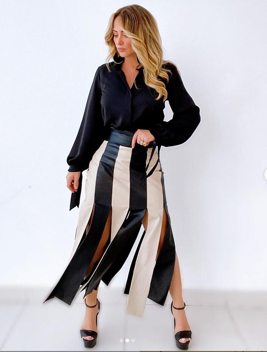 Andrea Legarreta, look, elegante, mexico