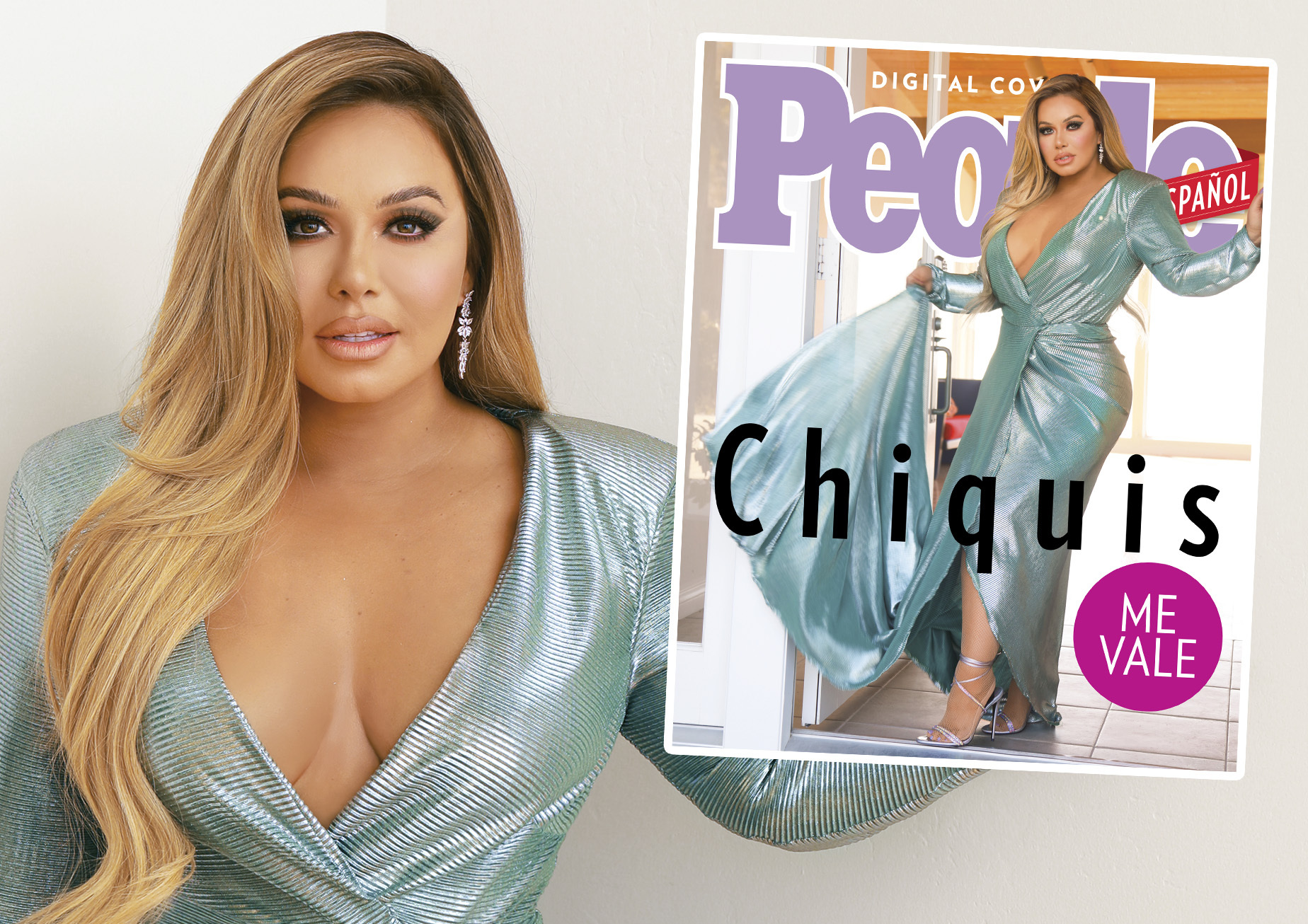 Chiquis Digital Cover - DO NOT REUSE
