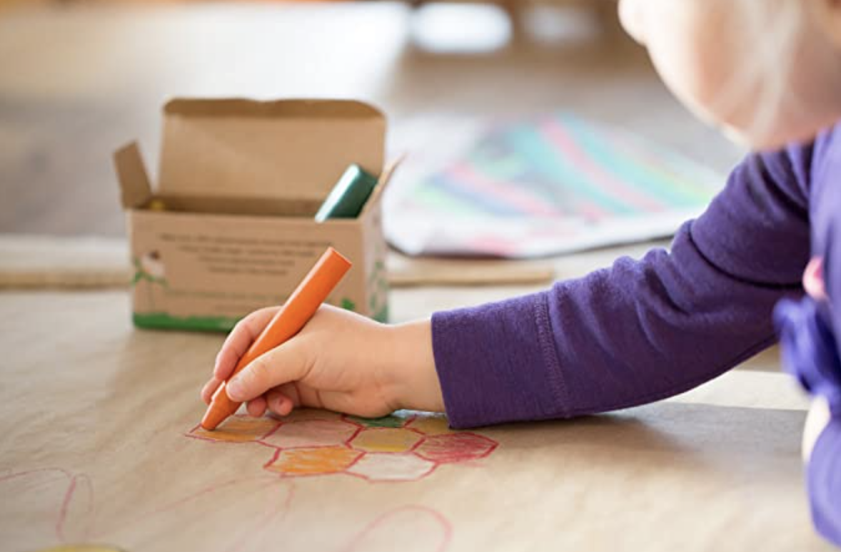 Crayolas para niños