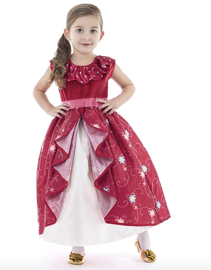 Disfraz de Elena de Avalor, de Disney
