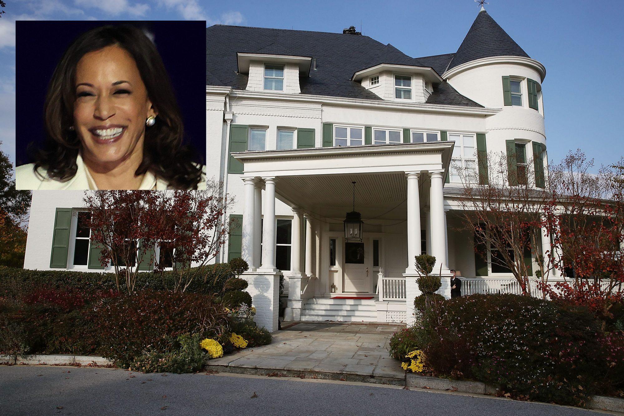 Casa de Kamala Harris