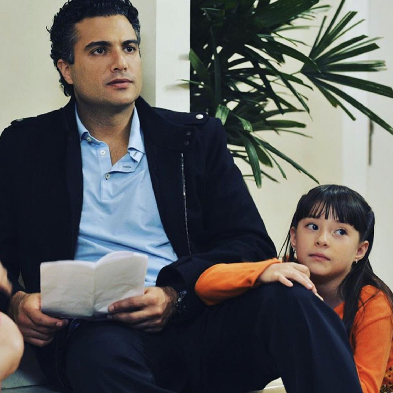 Jaime Camil y Mariana Lodoza en Las tontas no van al cielo