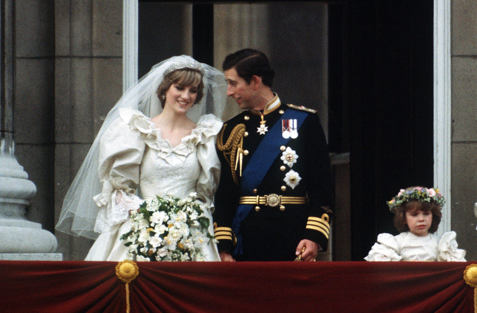 Royal Wedding - Princess Diana y Prince Charles