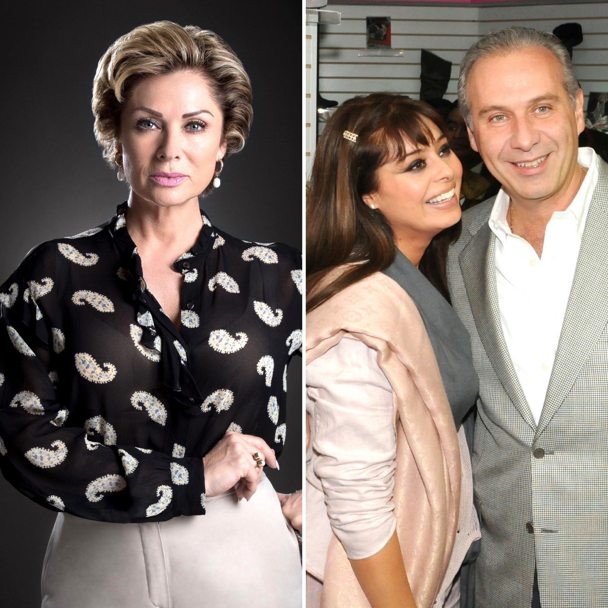 Leticia Calderón, Juan Collado y Yadhira Carrillo