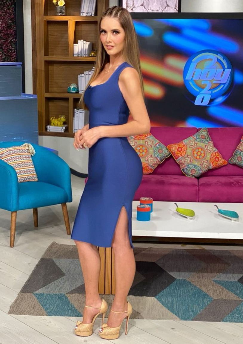 Marlene Favela, look, sexy, programa hoy