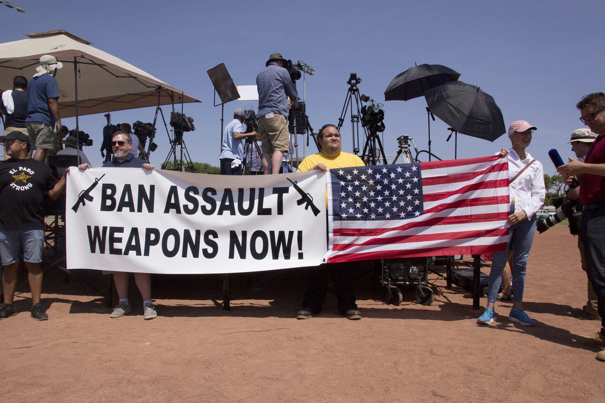 massacre in El Paso, Texas