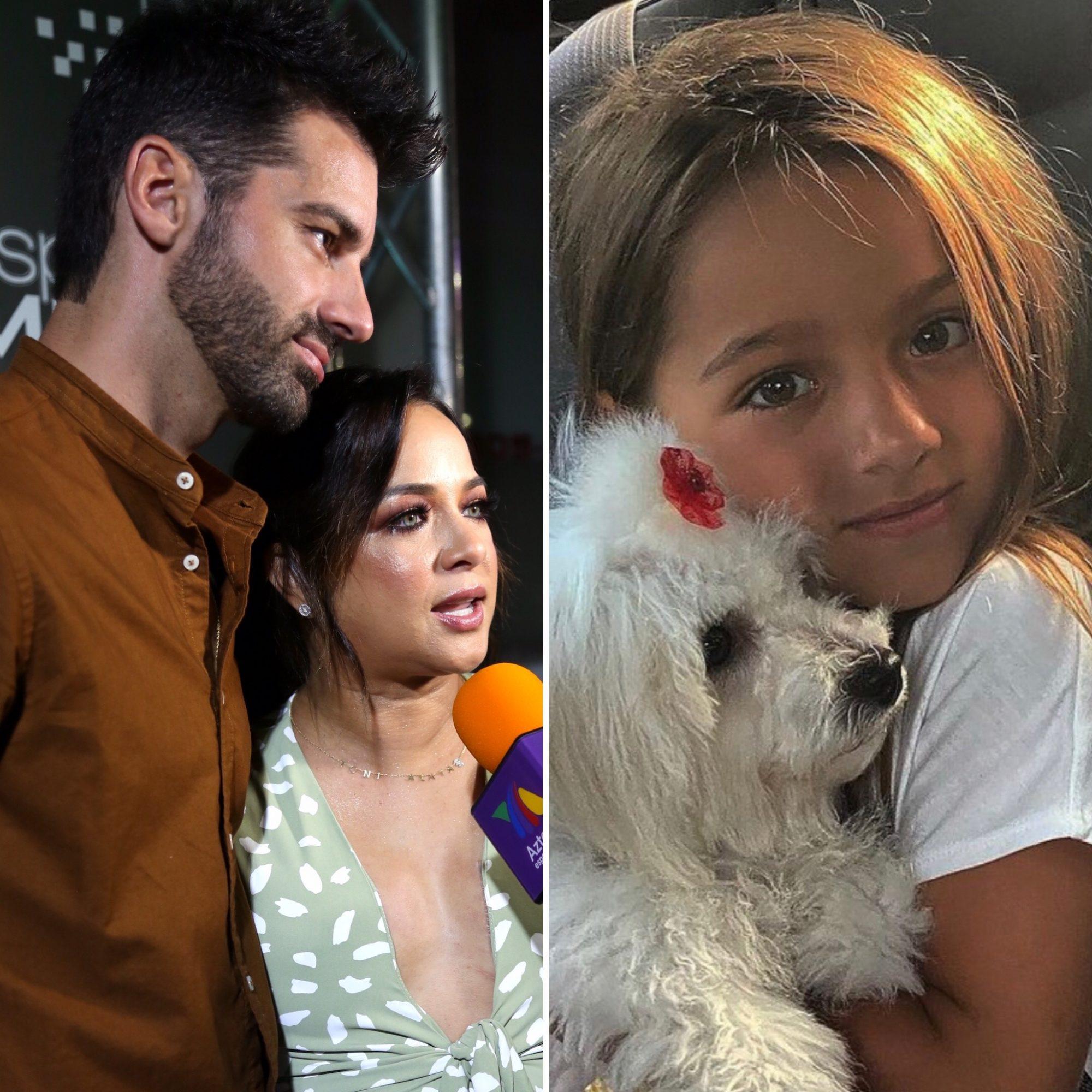 Toni Costa, Adamari López y Alaïa
