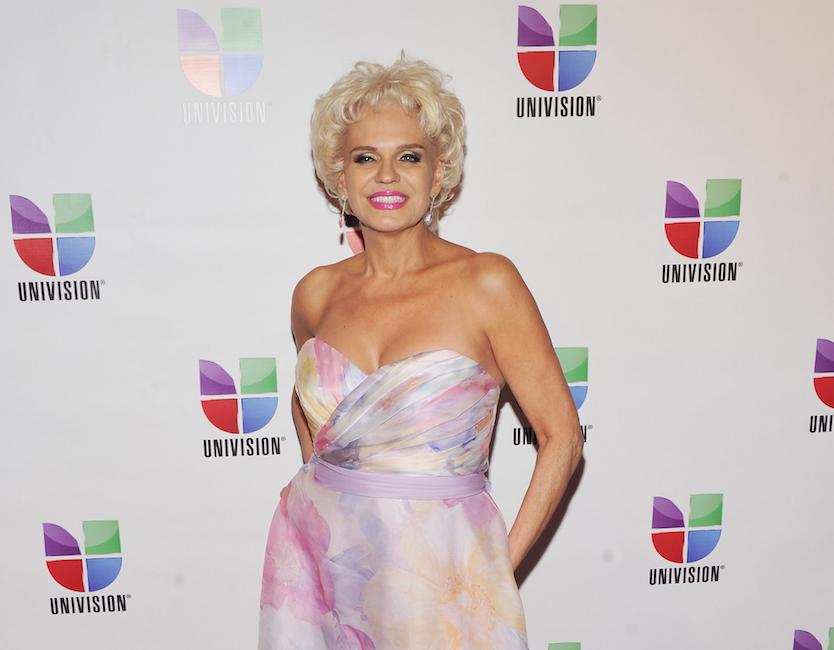 la gala del Hall of fame de cantantes latinos