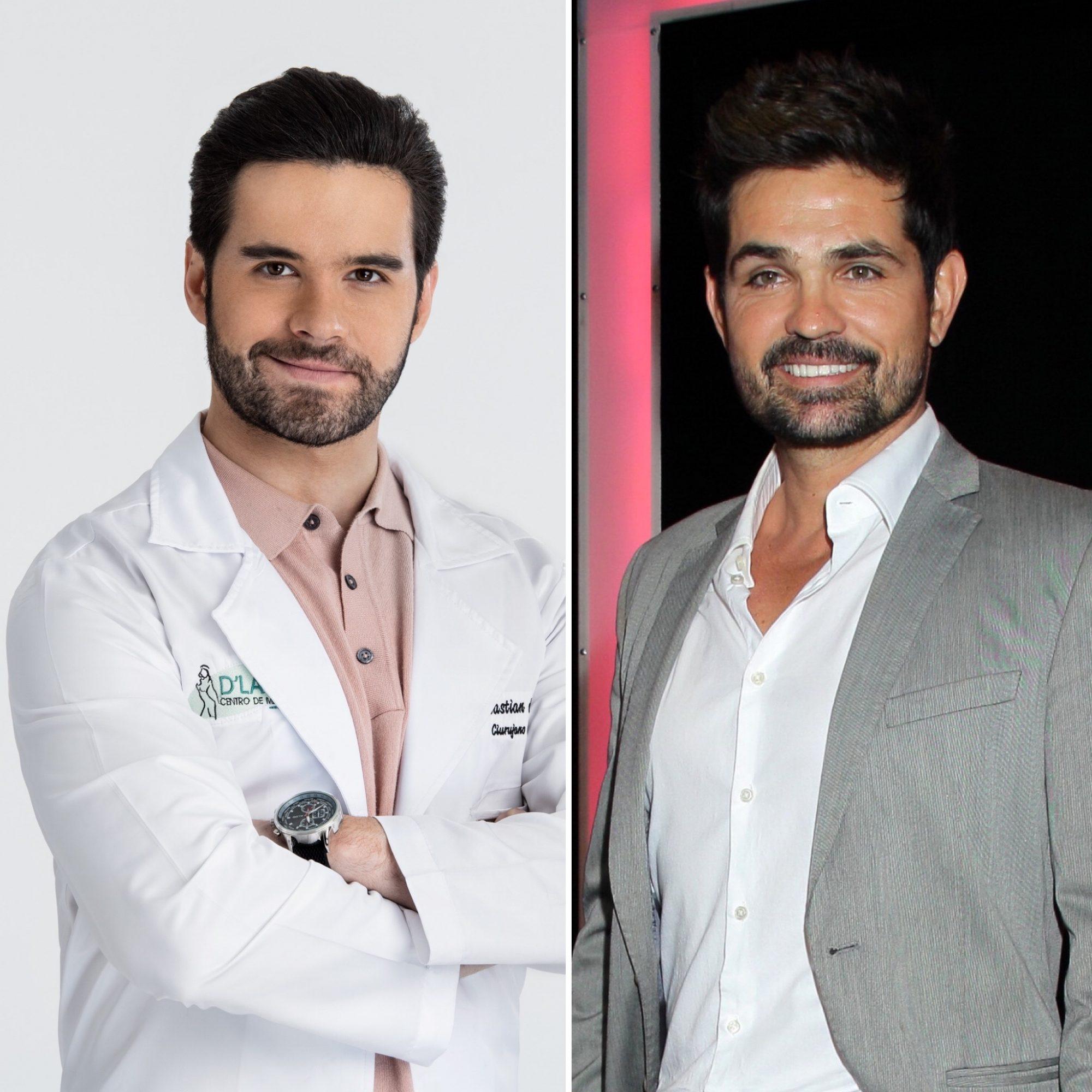 Eleazar Gómez y Ferdinando Valencia