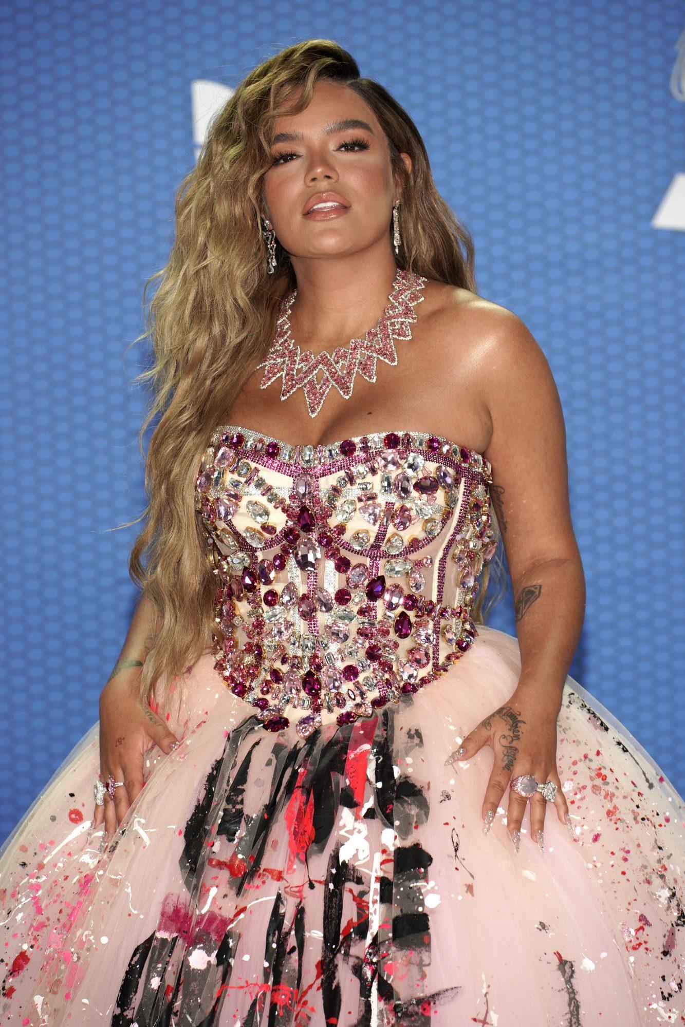 Karol G Latin Grammy 2020