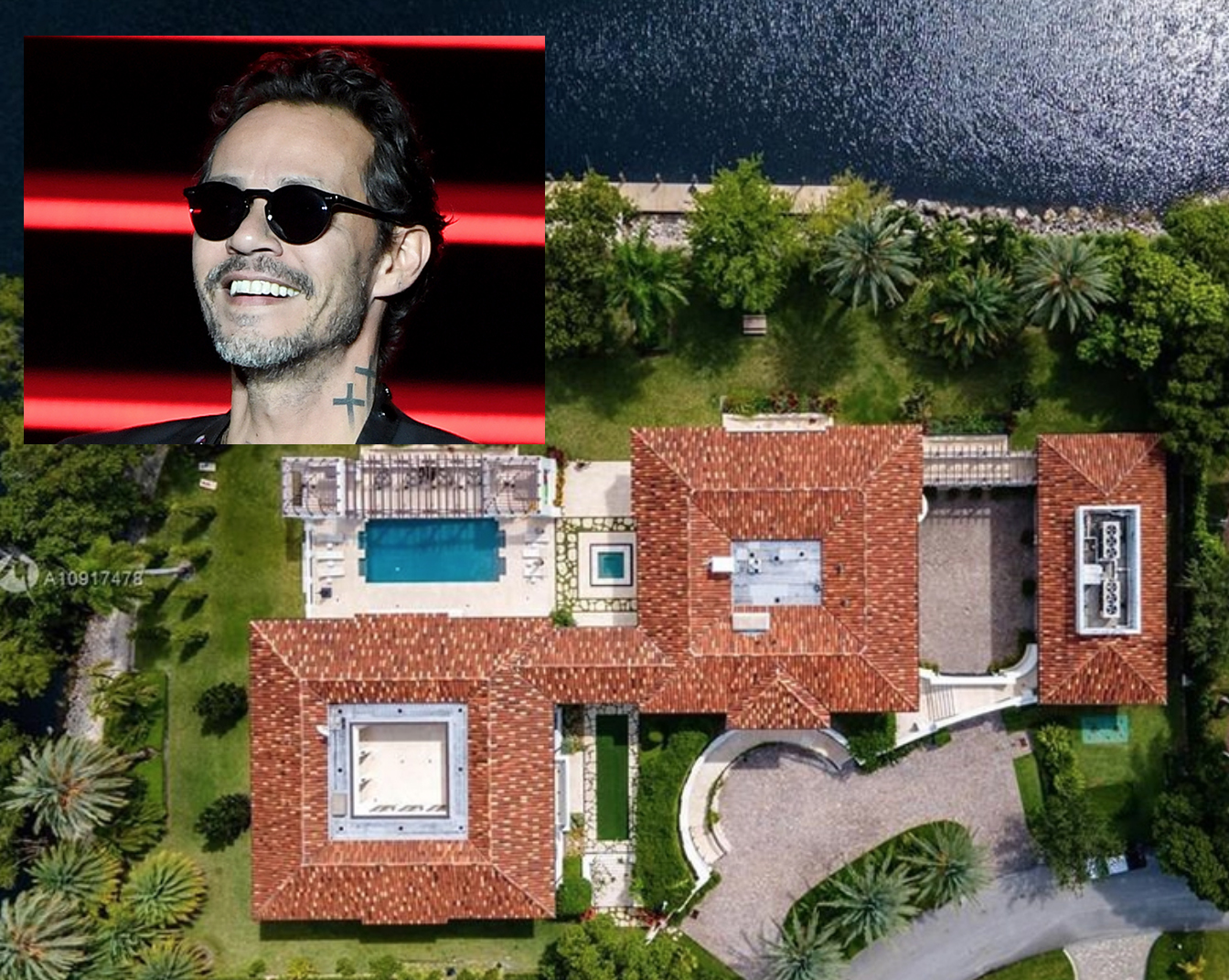 Casa de Marc Anthony
