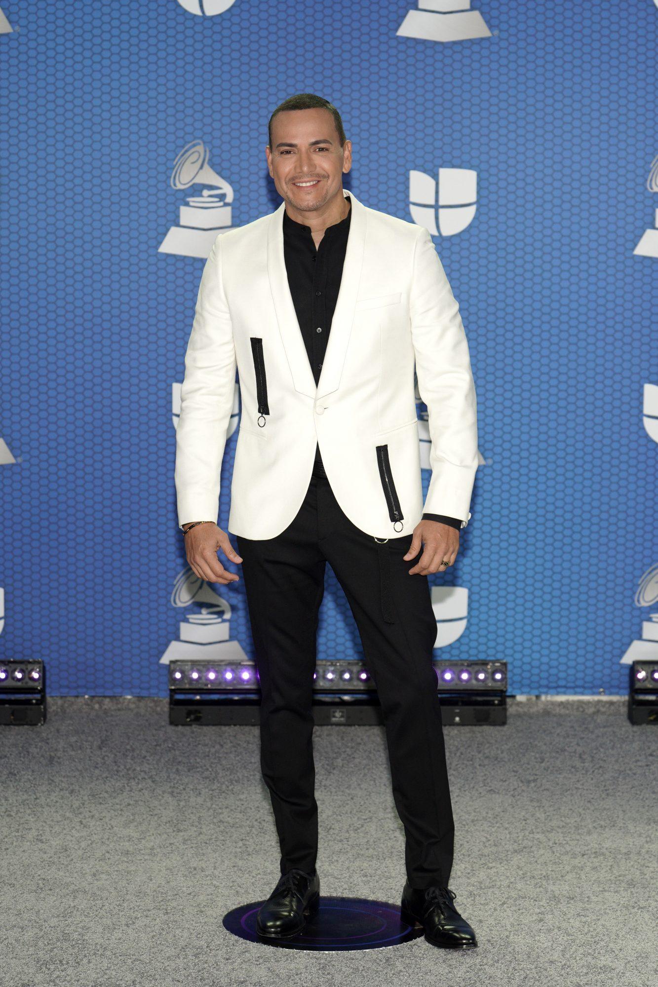 Victor Manuel, Latin Grammy 2020, look