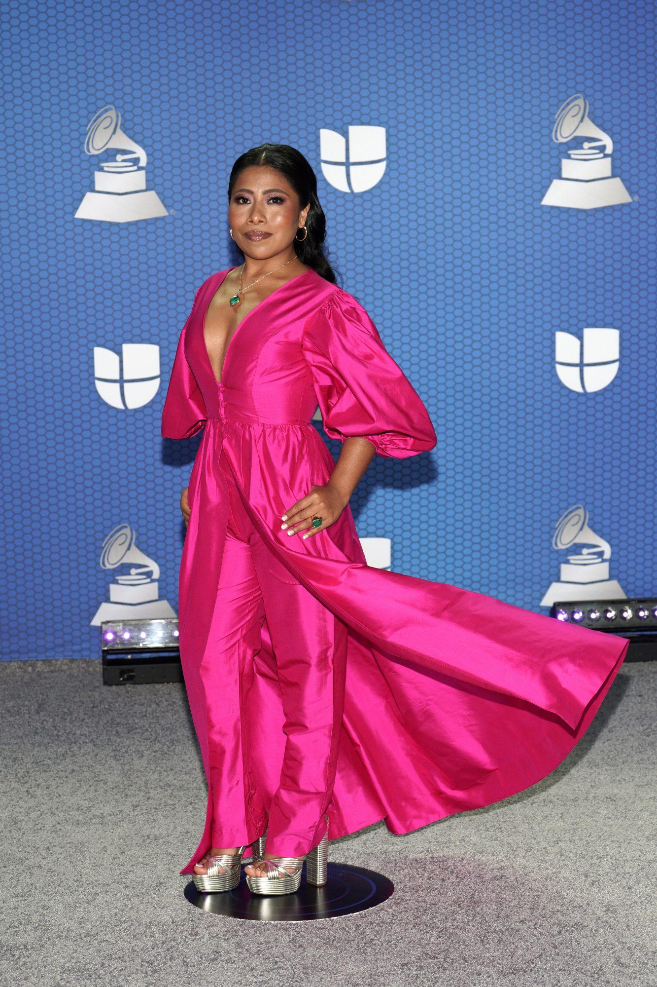 Yalitza Aparicio, Latin Grammy 2020, Vestido