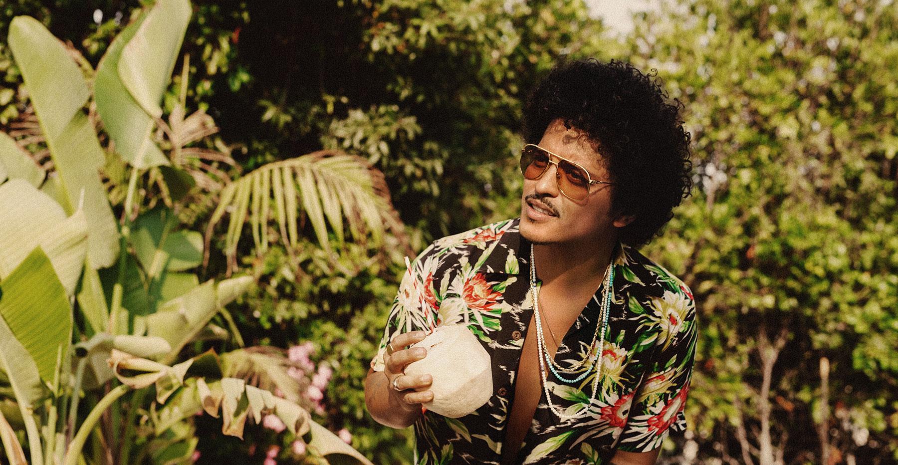 Bruno Mars Unveils New SelvaRey Rum