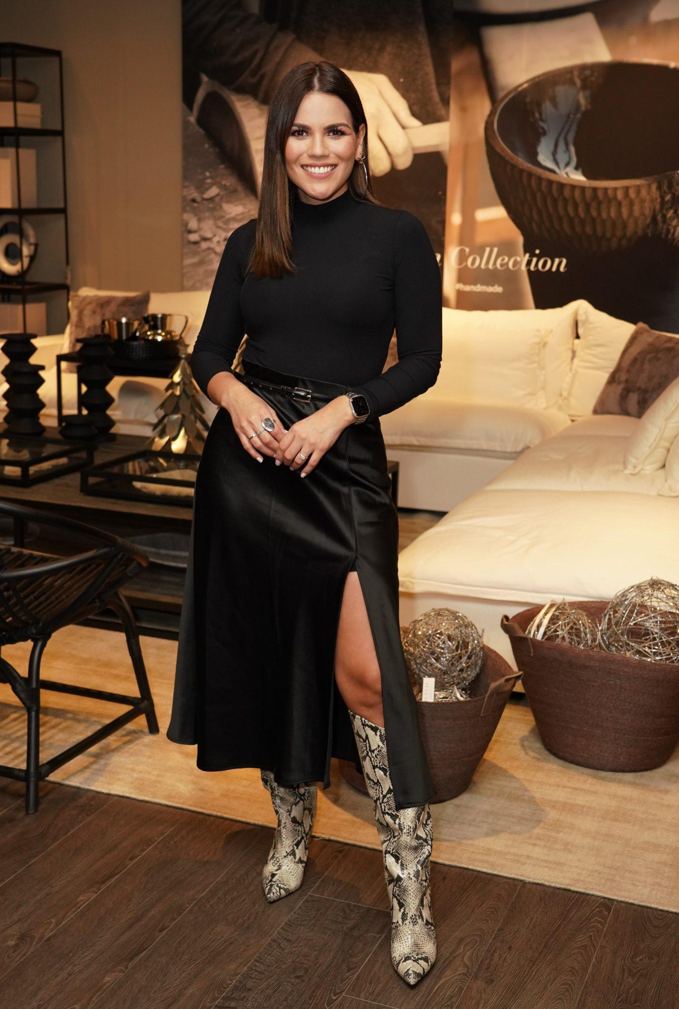 Karina Banda, look, evento en Miami