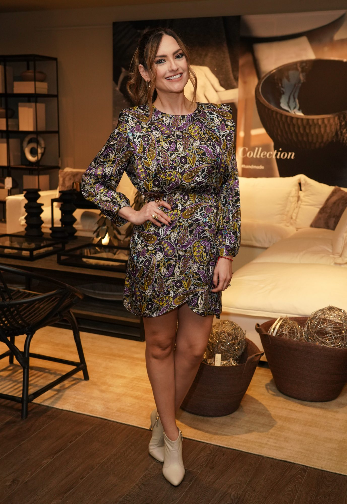 Michelle Galvan, look, evento en Miami