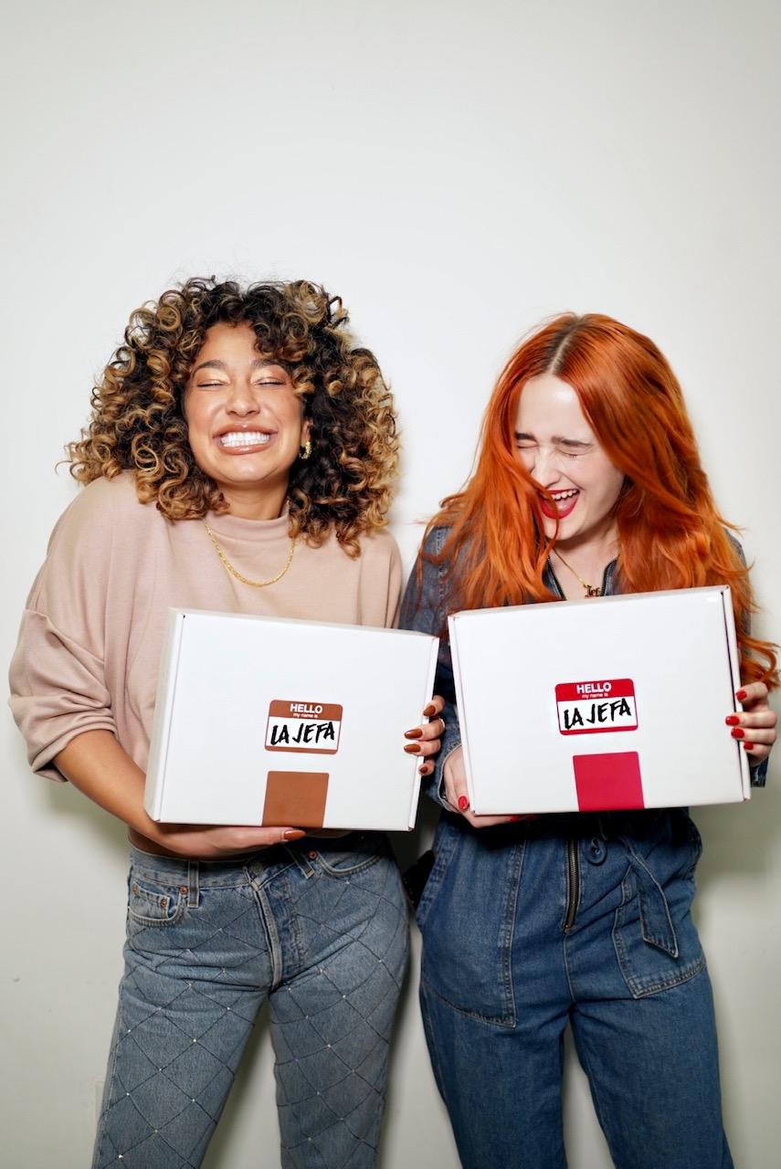 Julissa Prado and Patty Delgado