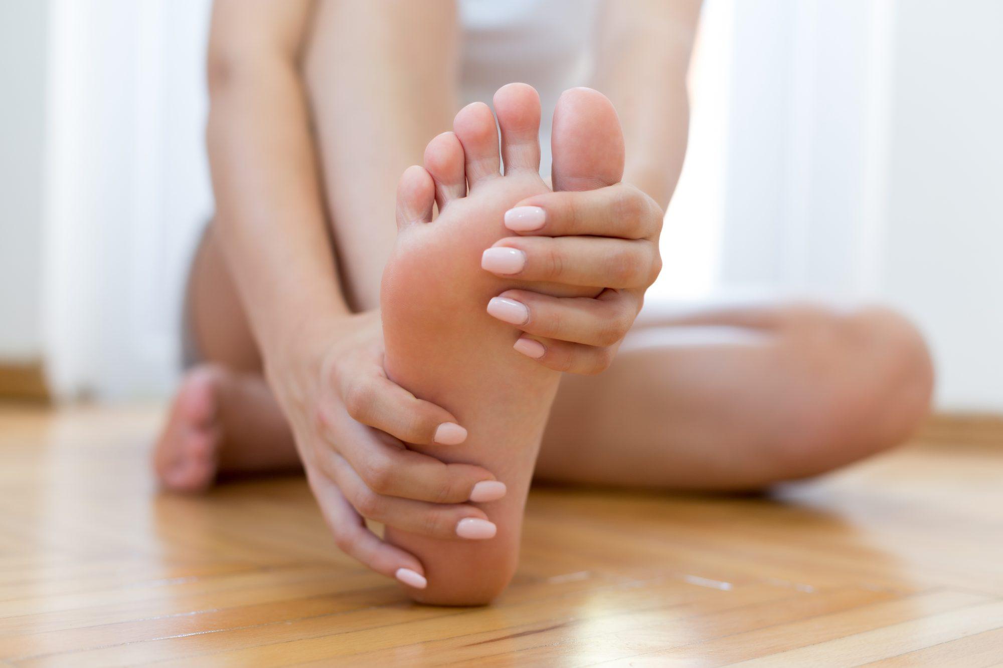 Pon atención a tus pies