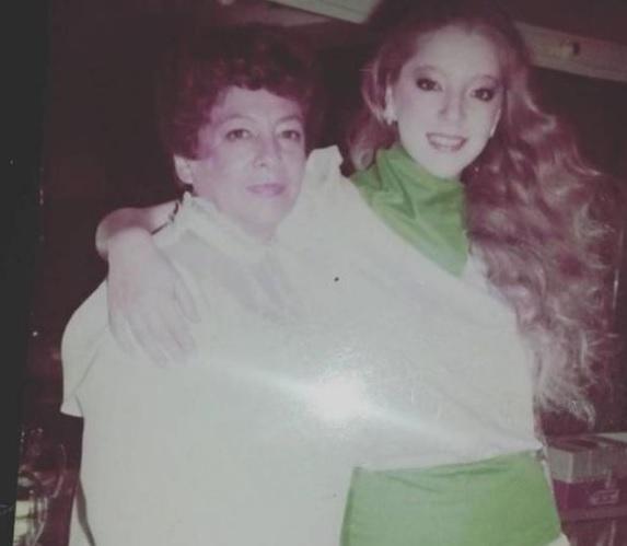 Fallece la mamá de Edith González a los 89 años, así la despidió el viudo de la actriz