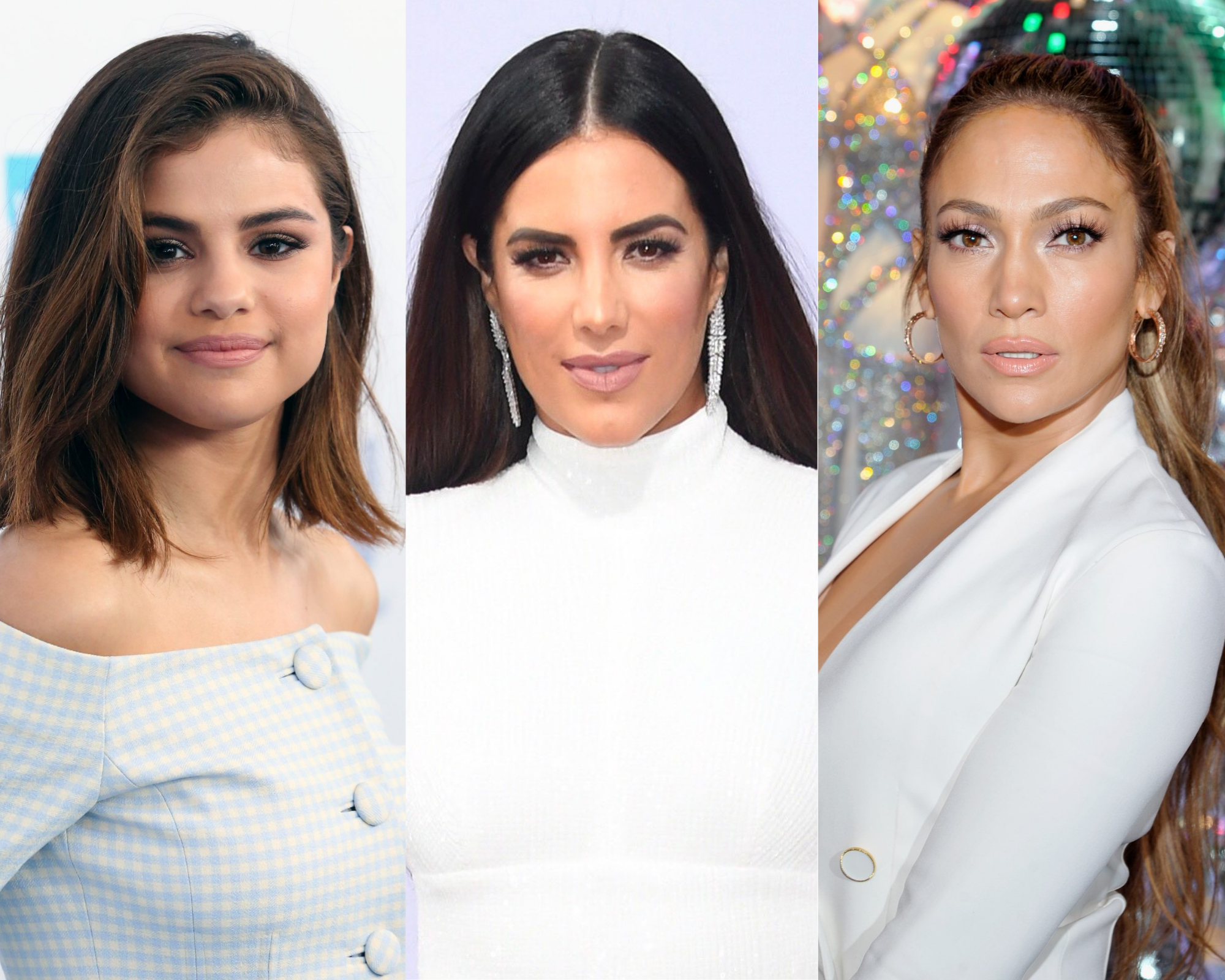 Artistas latinas empresarias de belleza