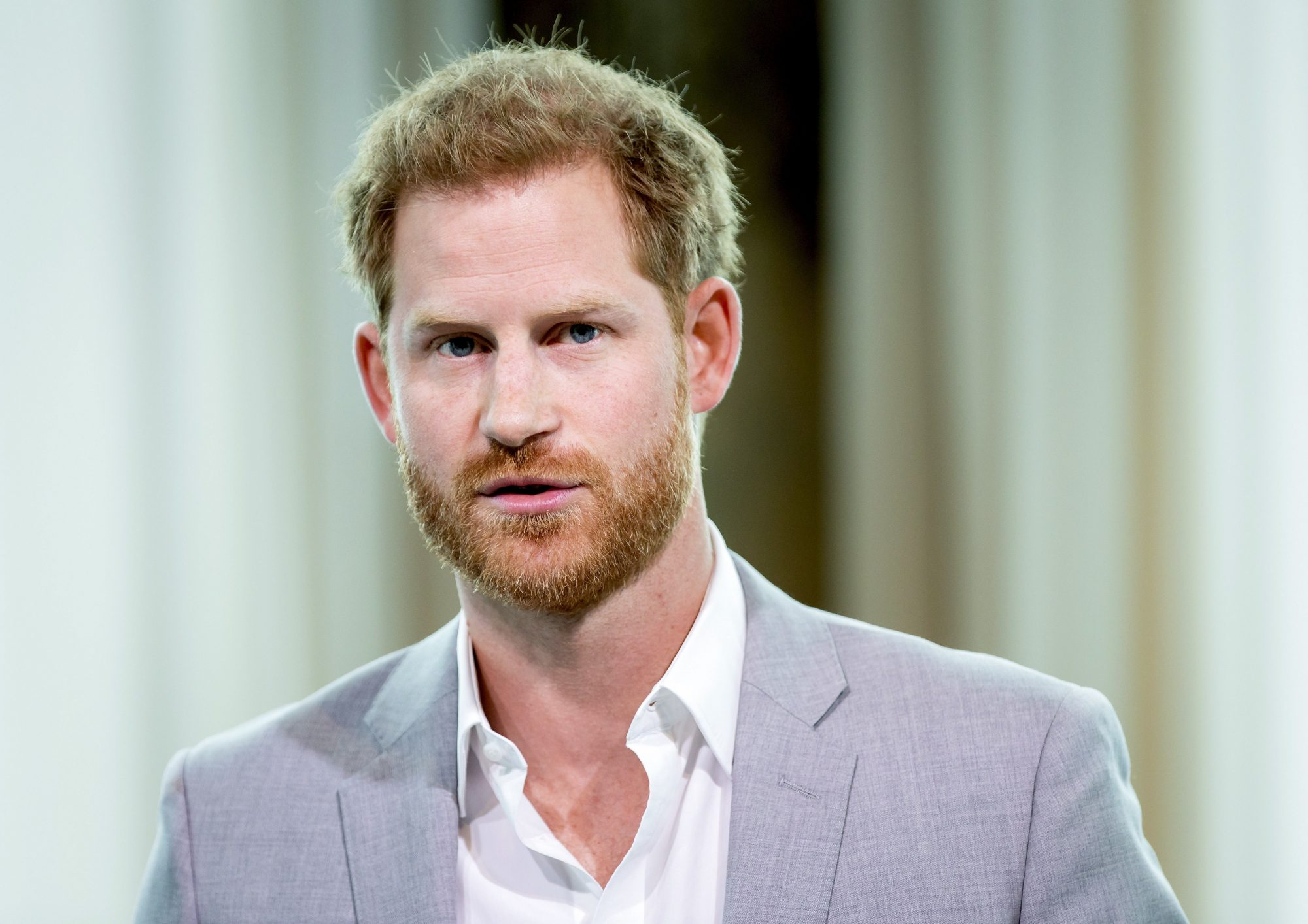 El príncipe Harry sufre inesperada y repentina pérdida