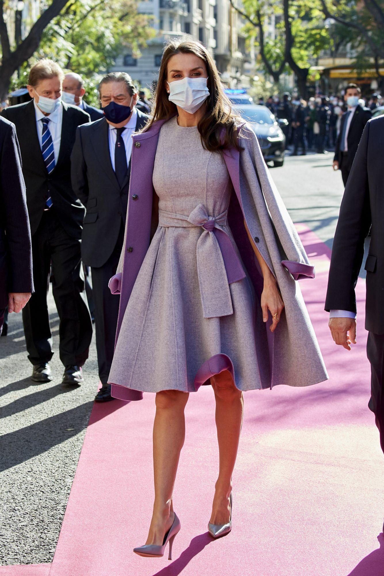 Reina Letizia, espana, look, elegante