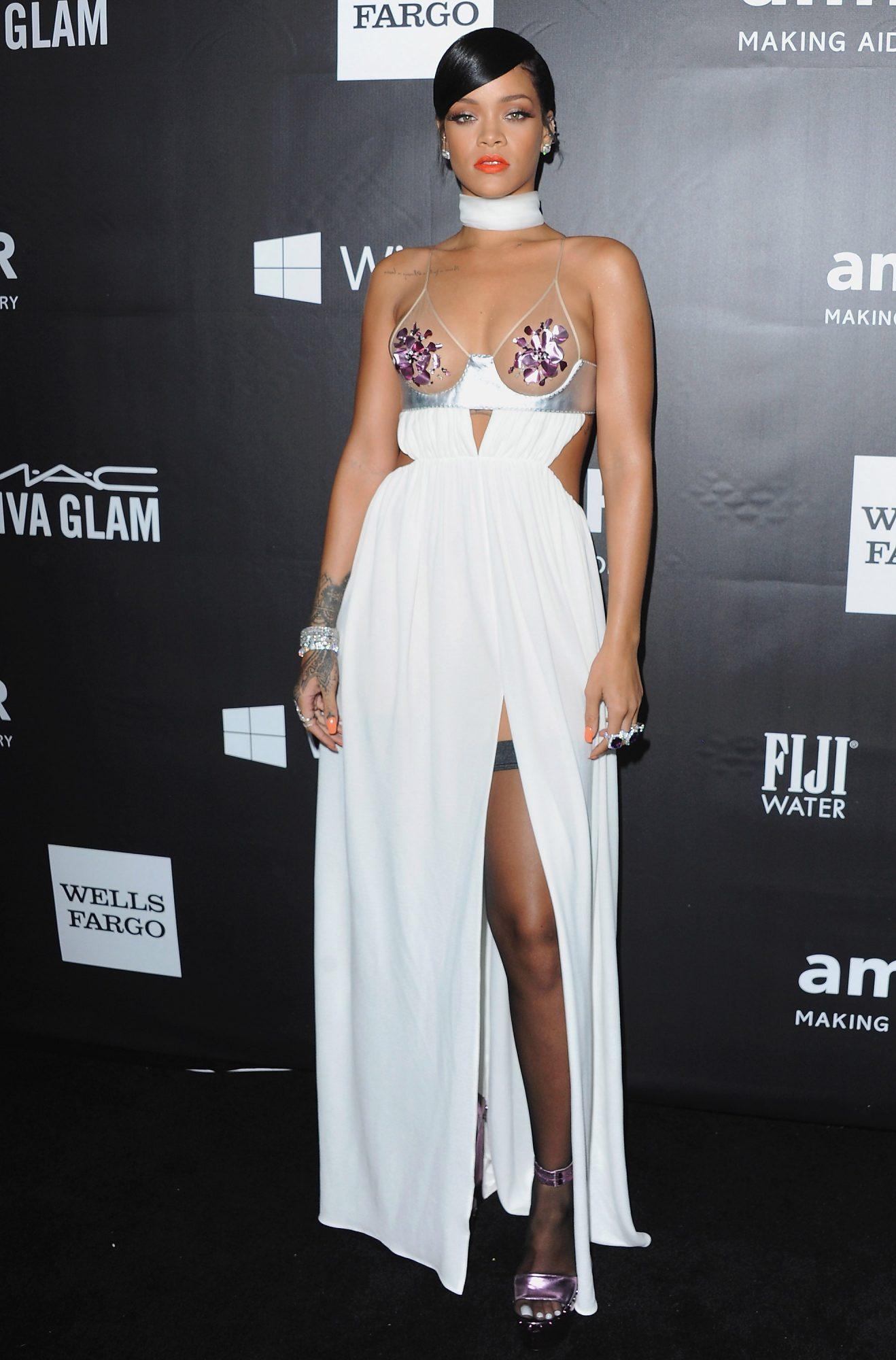 Los looks más sexy de Rihanna