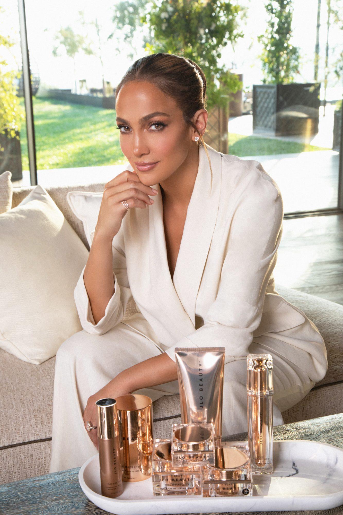 Jennifer Lopez, Jlo Beauty, Jennifer Lopez linea de belleza, productos de belleza
