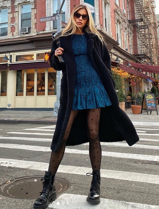 Michelle Salas, look, otono, new york