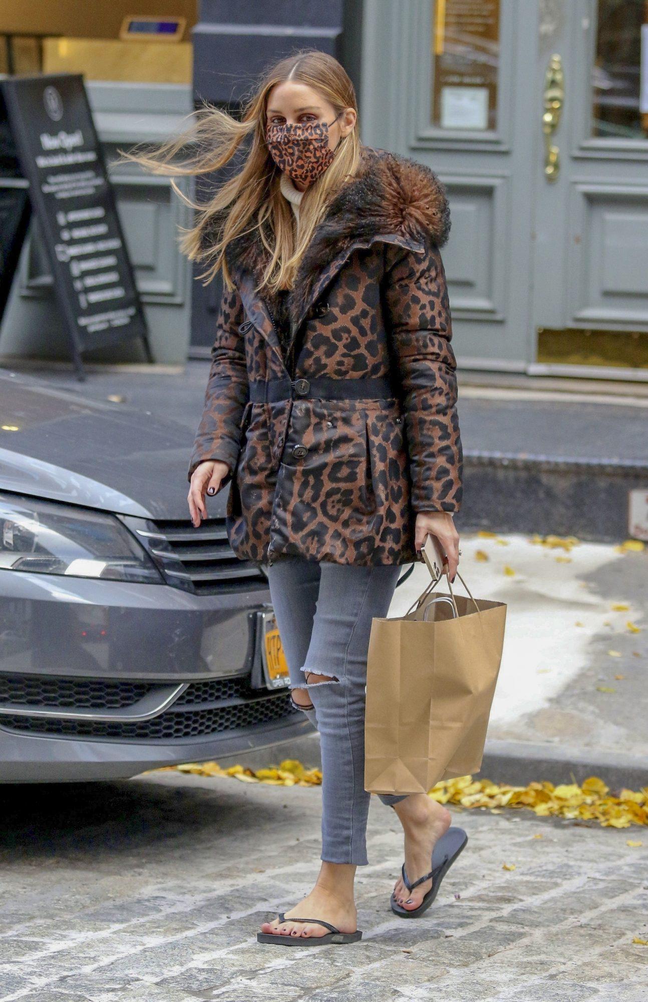 Olivia Palermo, look, otono, new york