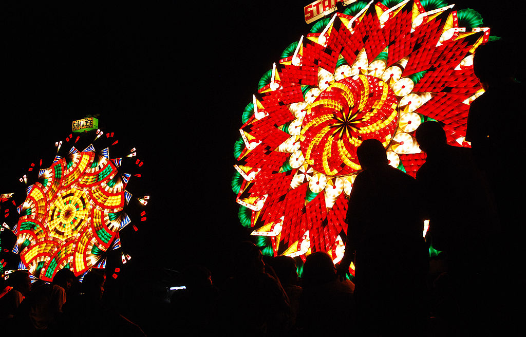 Giant Lantern Festival