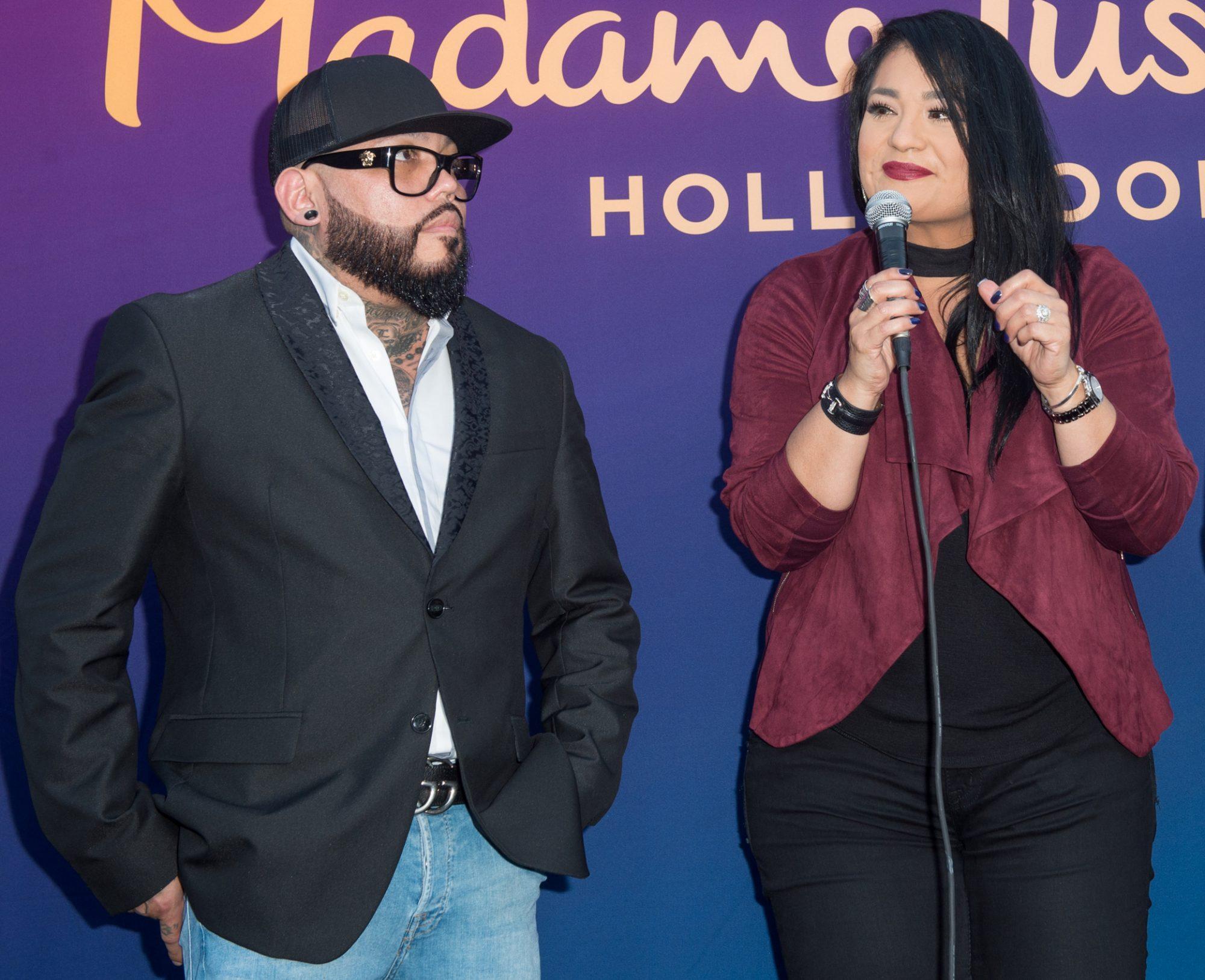 A.B. Quintanilla y Suzette Quintanilla
