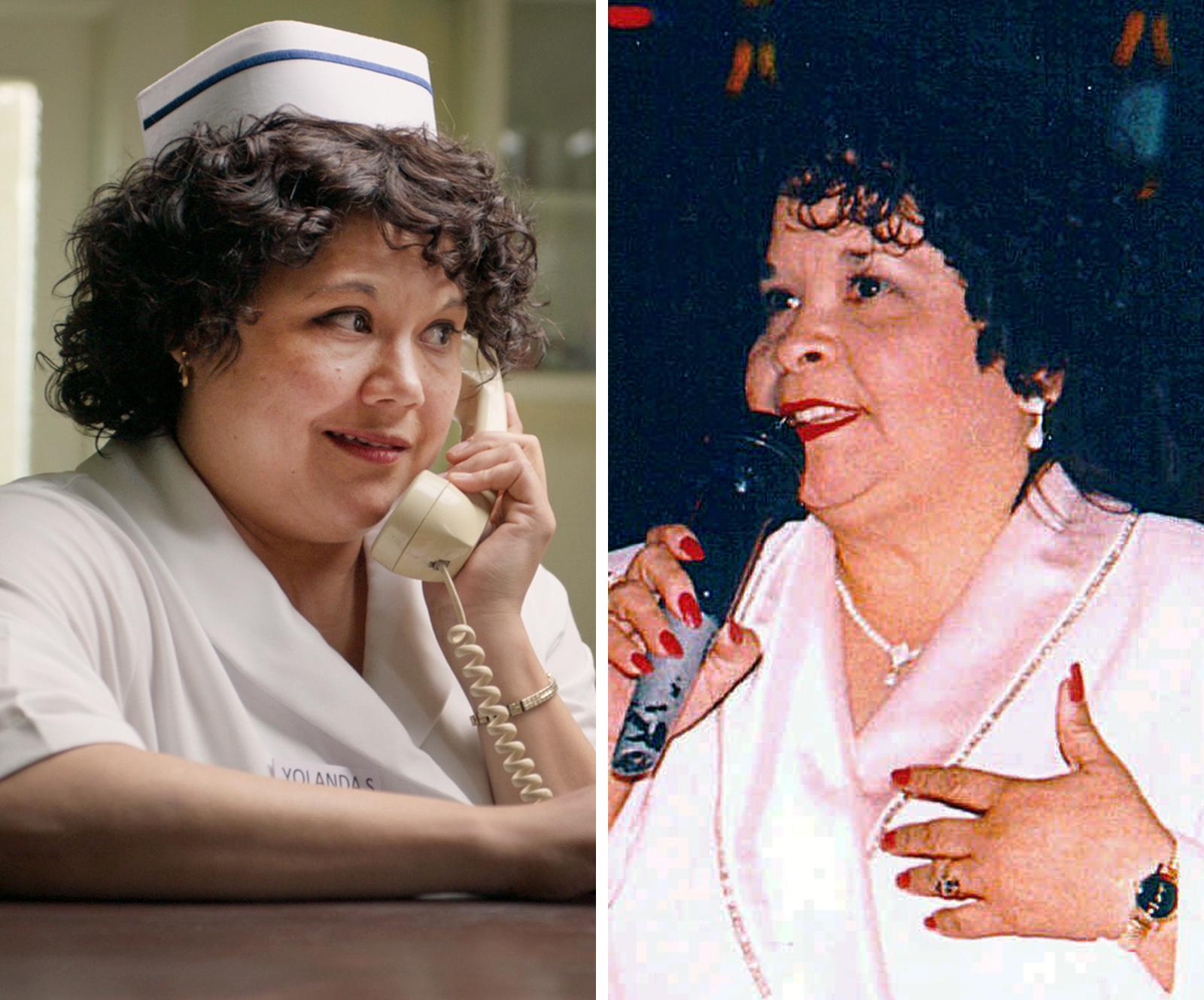 Natasha Pérez, la actriz que interpreta a Yolanda Saldívar en Selena The Series