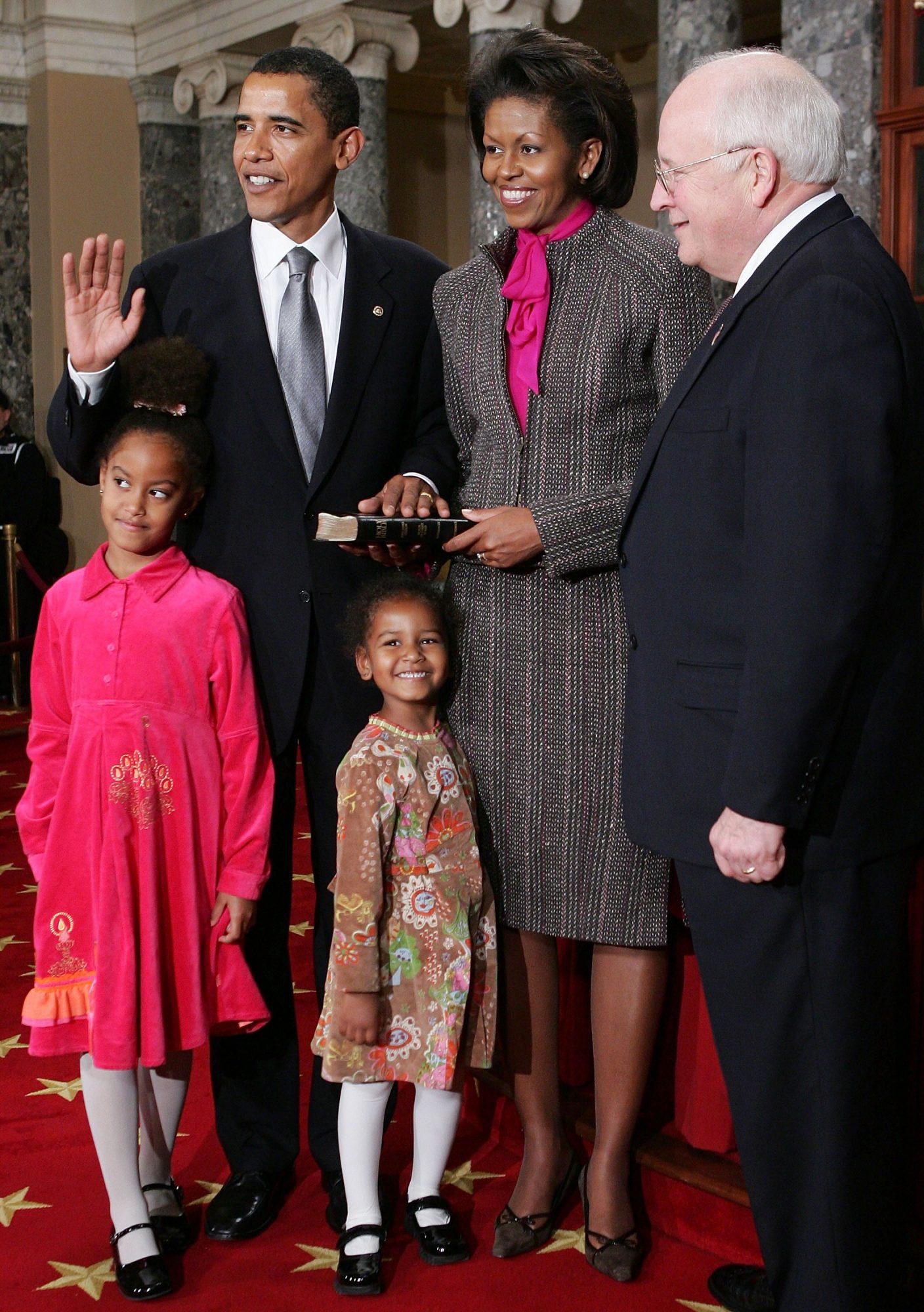Obama - Digital Cover - Daughters