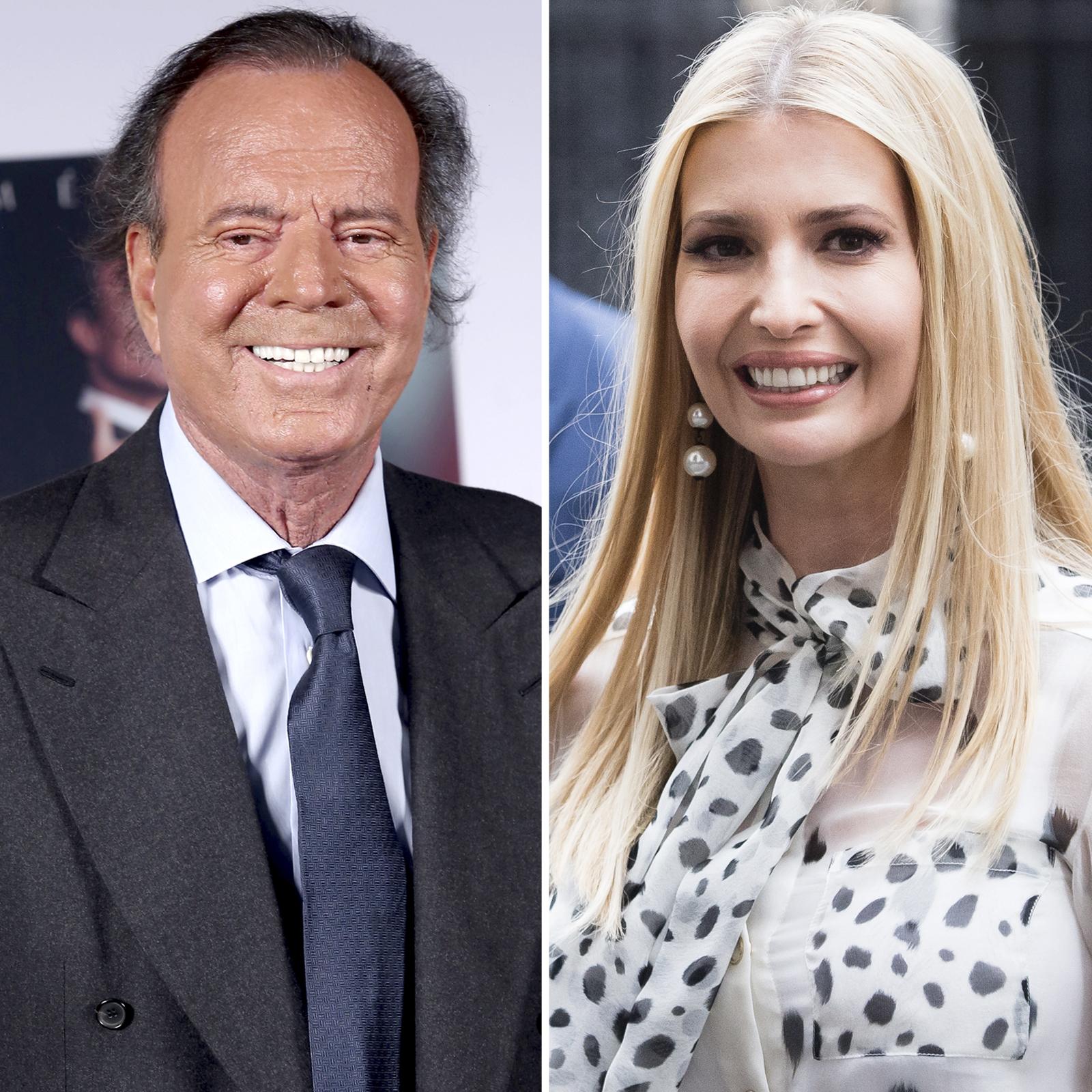 Julio Iglesias_Ivanka Trump