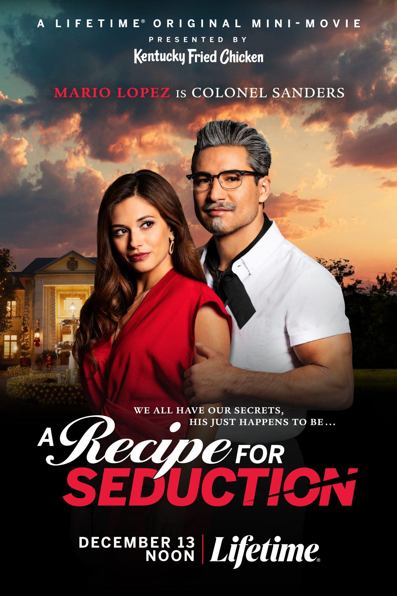 Mario Lopez - A Recipe For Seduction