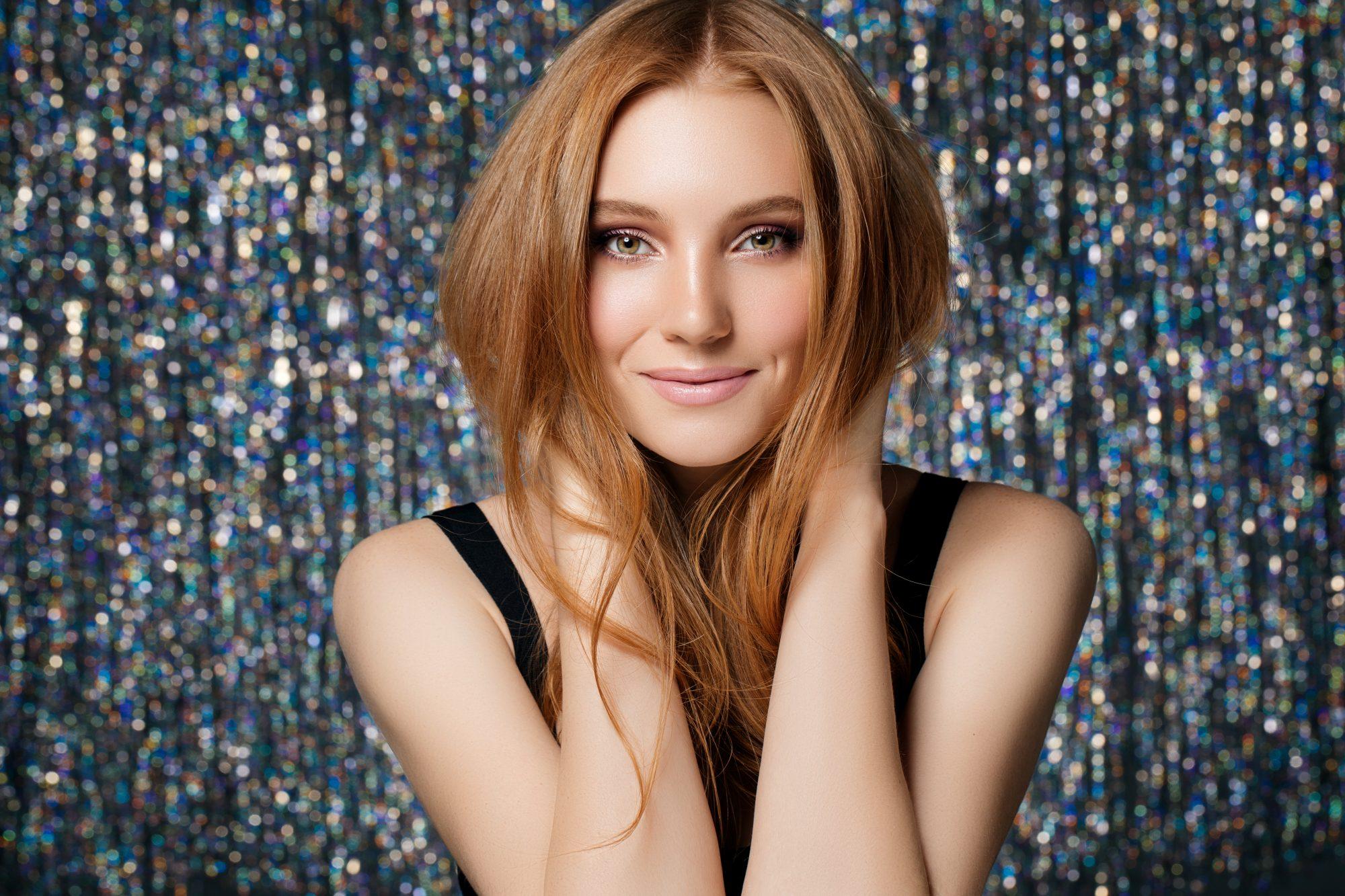 Young beautiful woman - Cuestion de piel - Diciembre 2020/Enero 2021