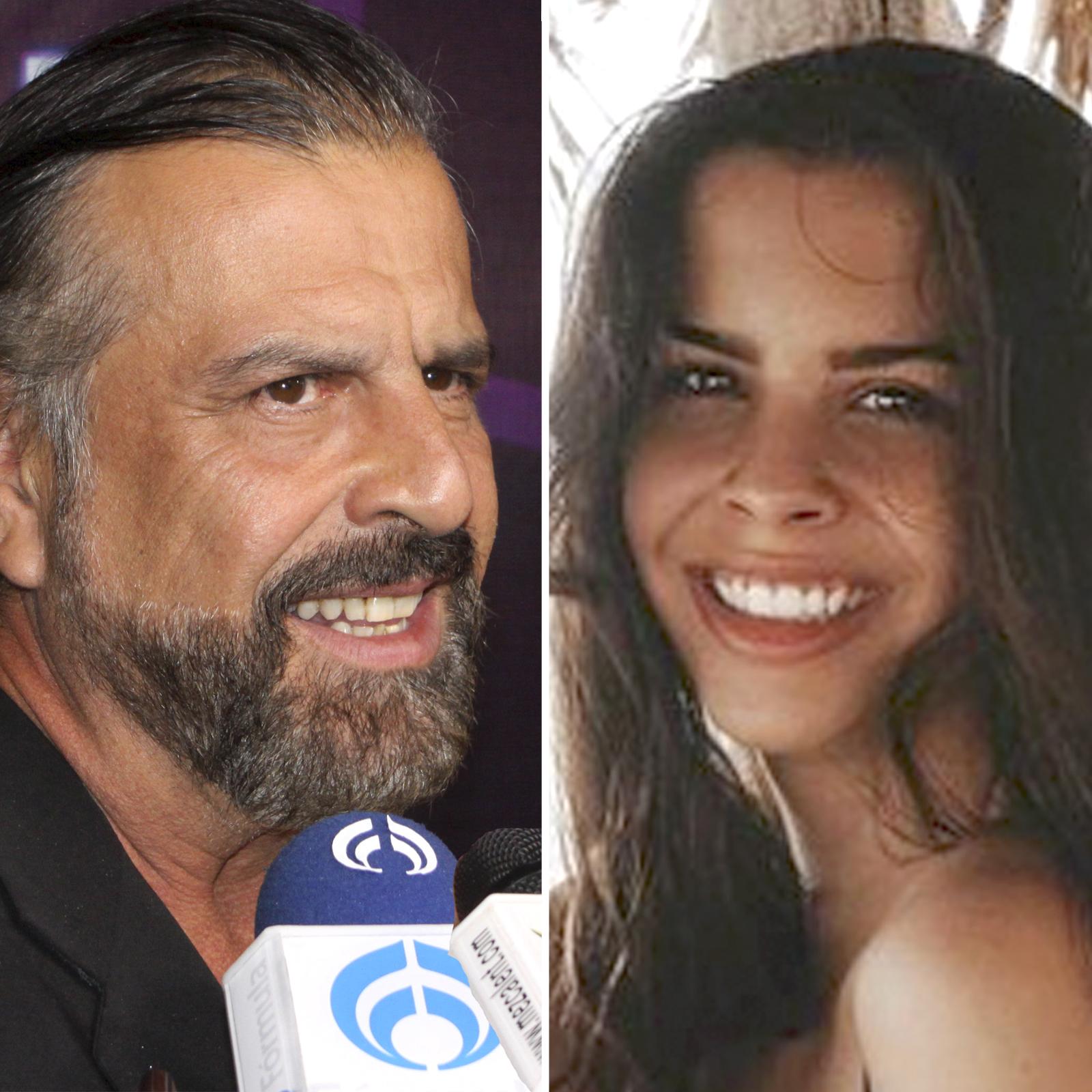 """José Maria Fernández """"El Pirru"""" y su hija Paula"""