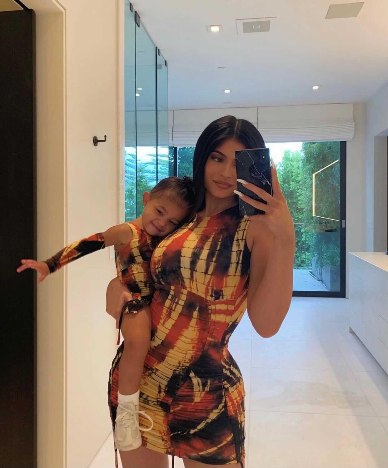 Kylie Jenner, Stormi