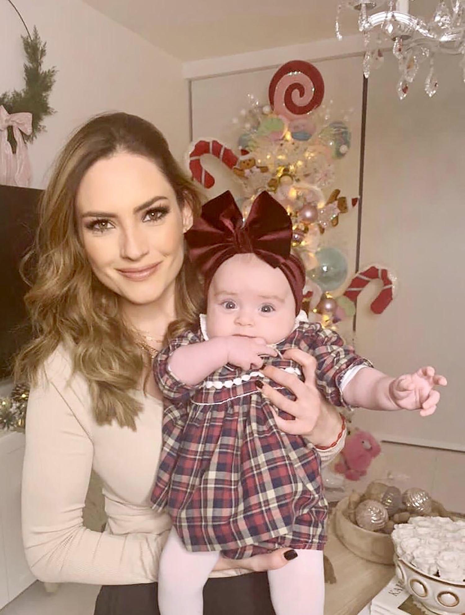 Michelle Galvan bebe