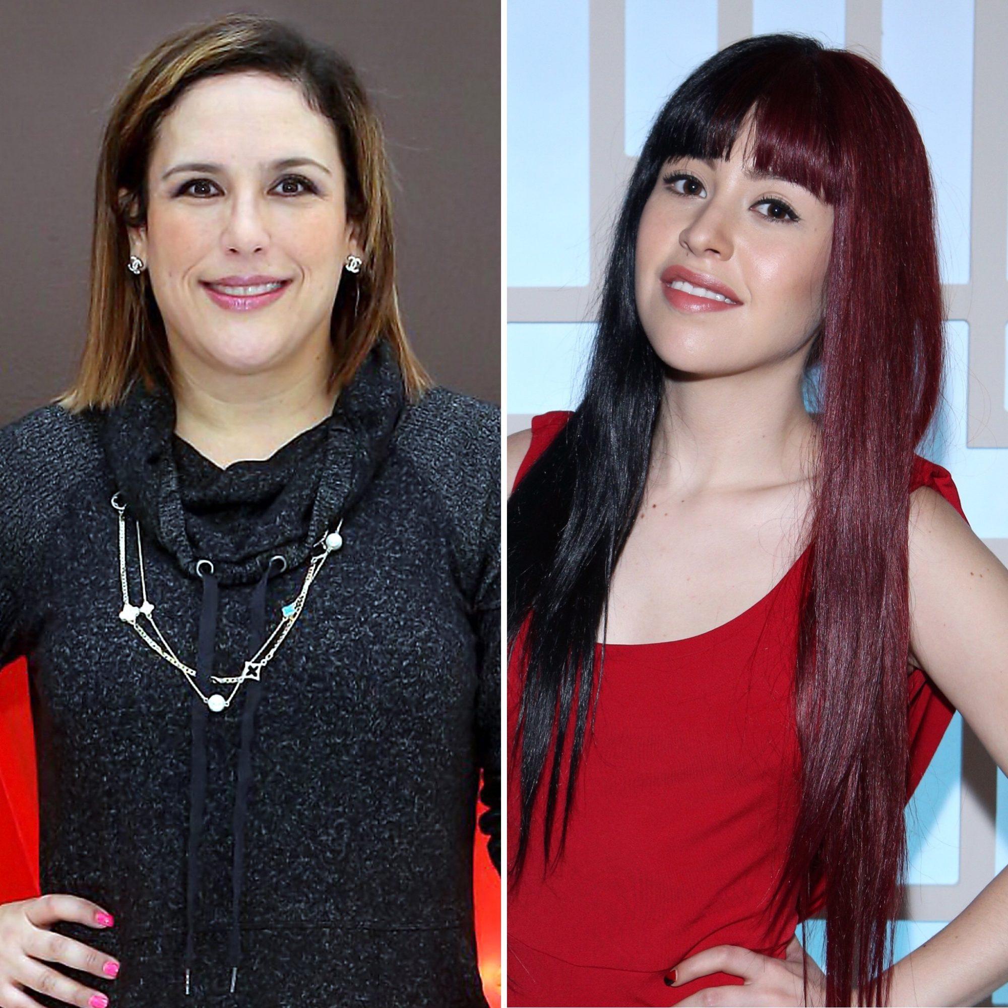 Angélica Vale y Nicole Vale