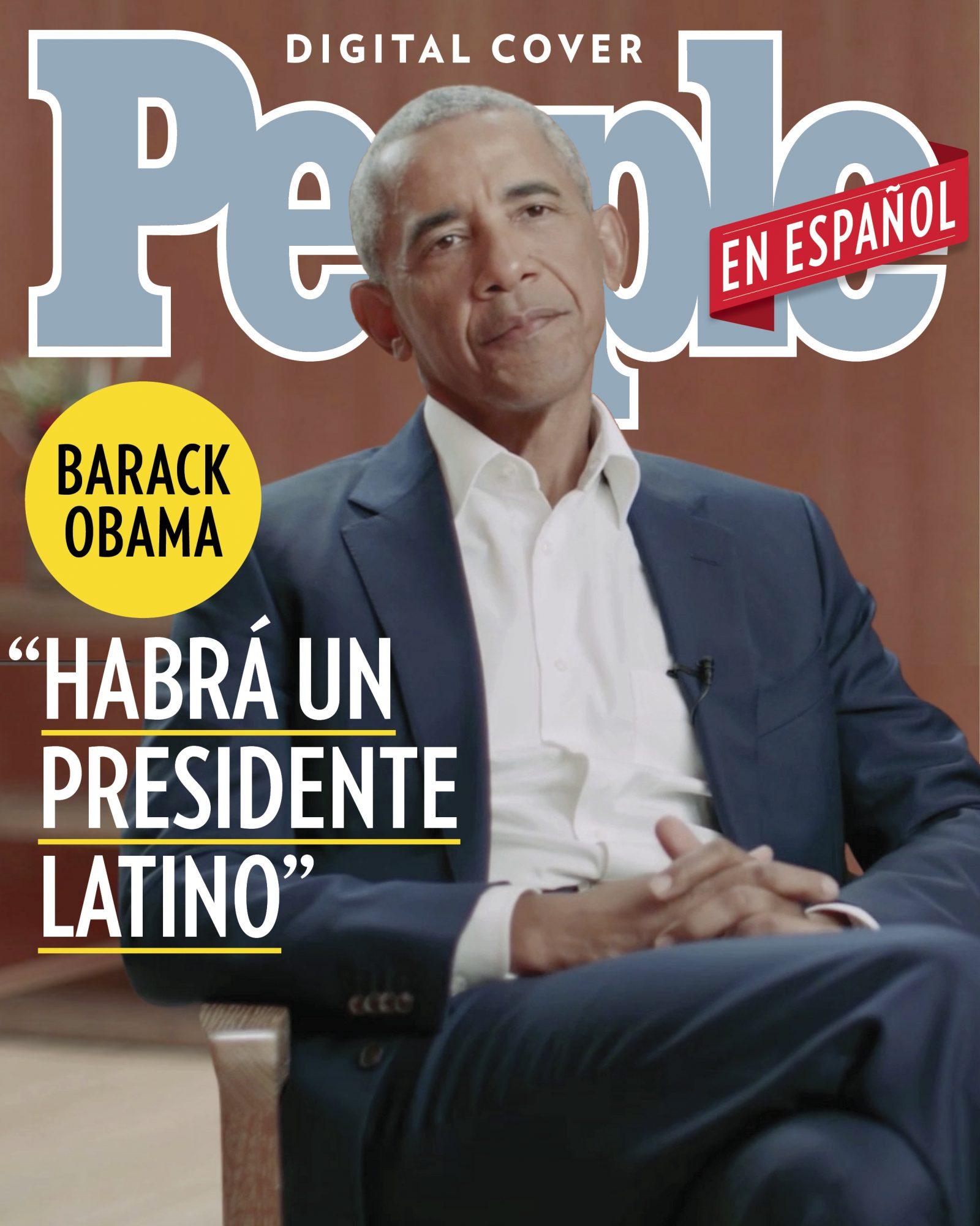 Barack Obama DIGITAL COVER