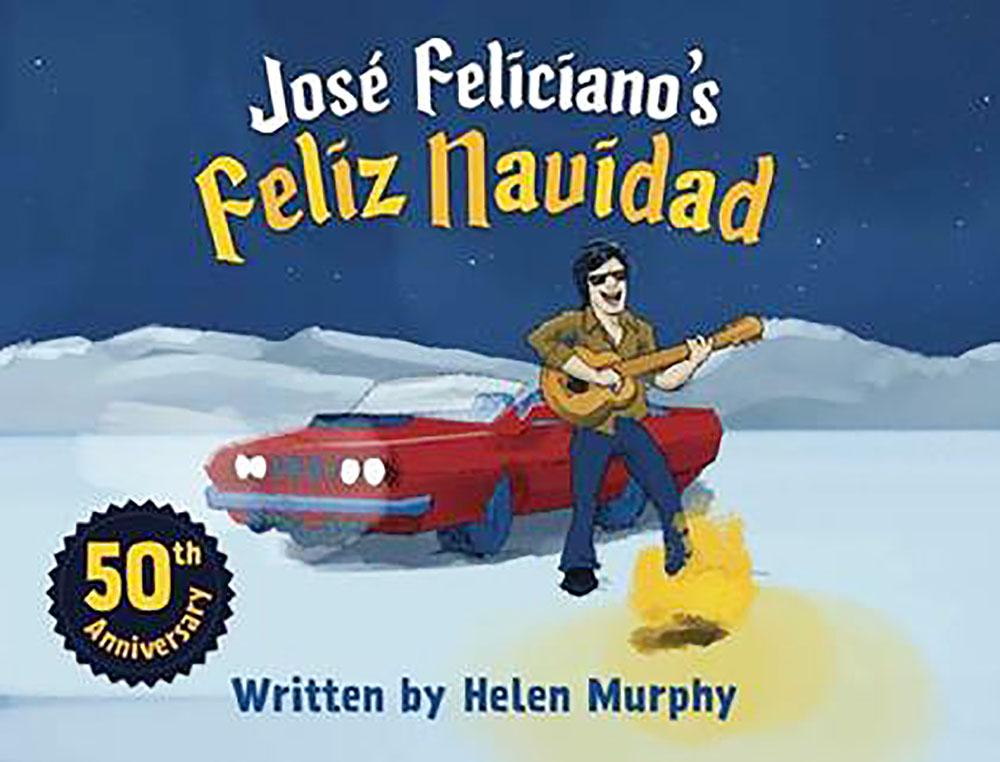Jose Feliciano's Feliz Navidad Book