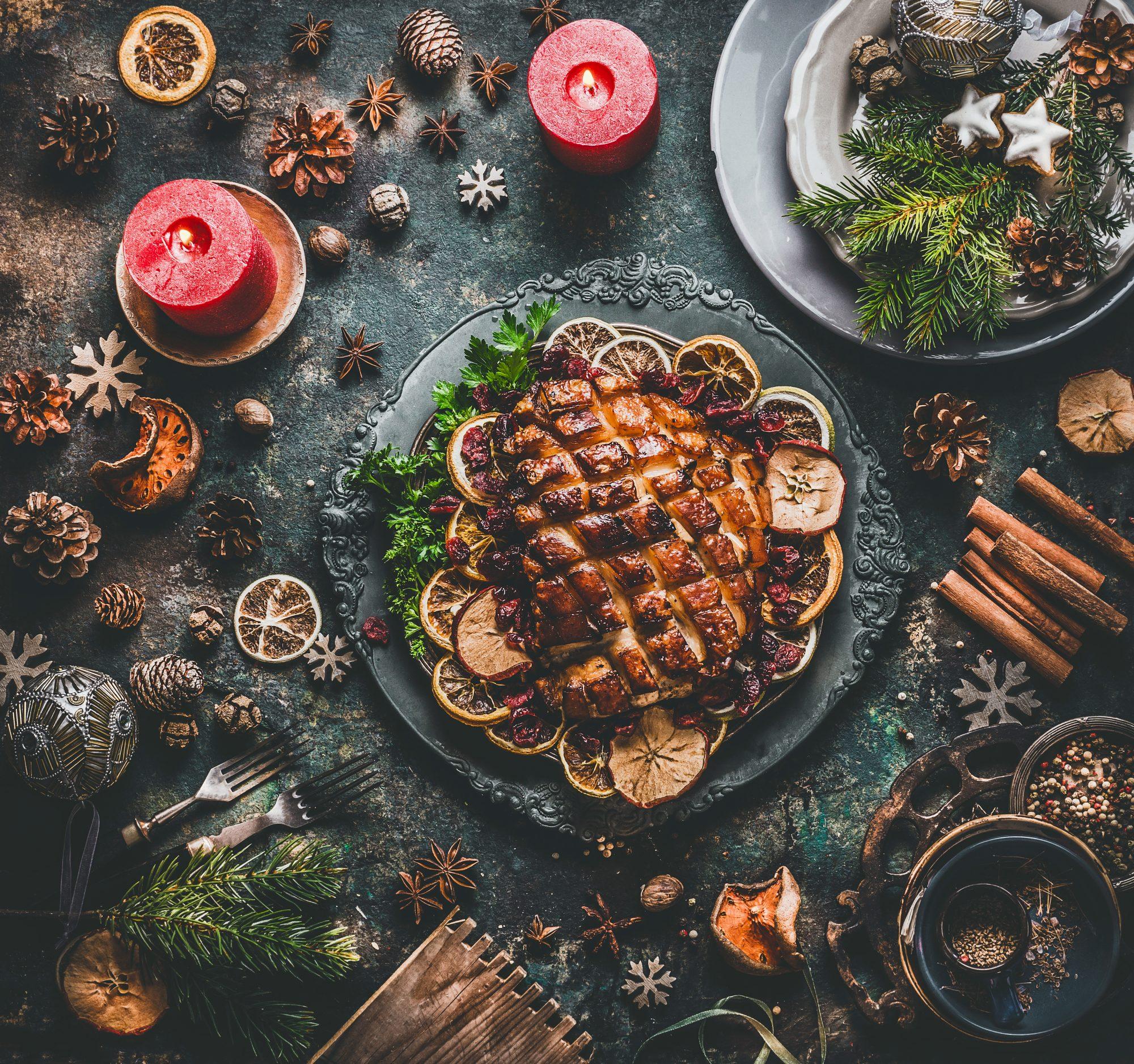 Platos latinos Navidad