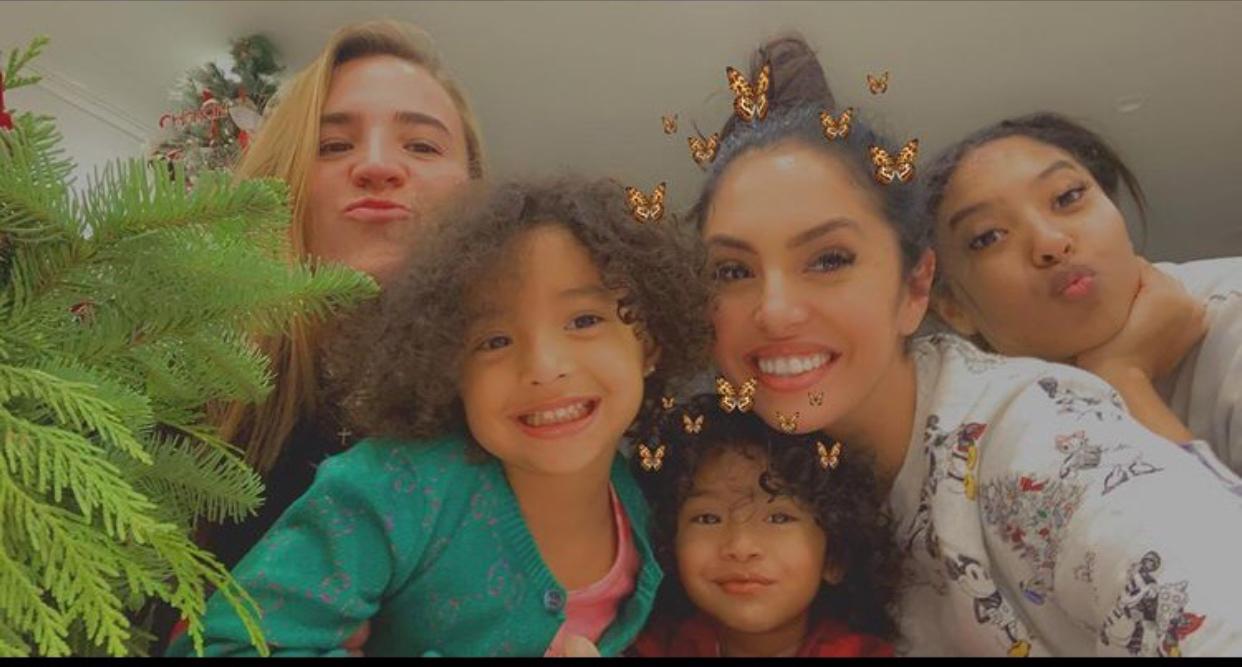 Vanessa Bryant Hijas