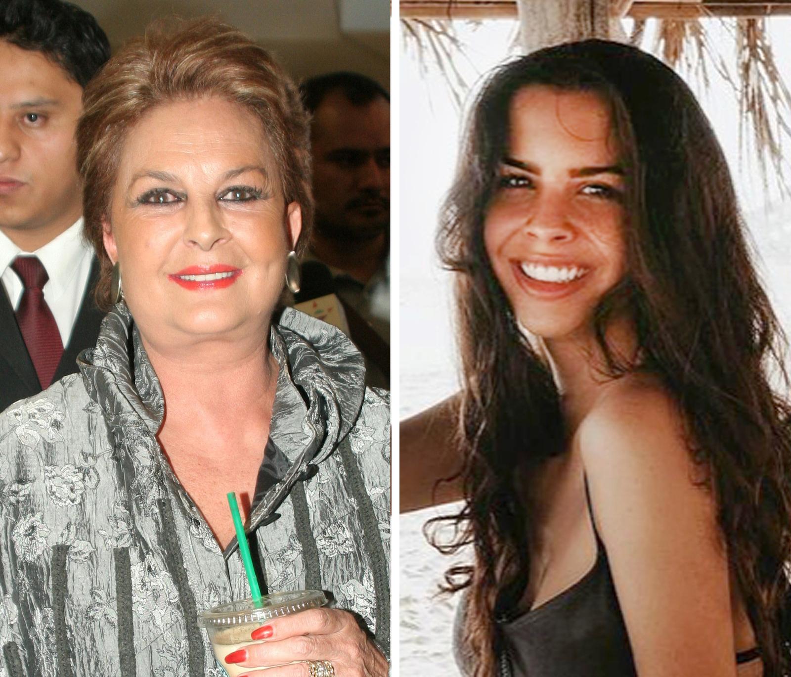 Talina Fernandez y Paula Levy